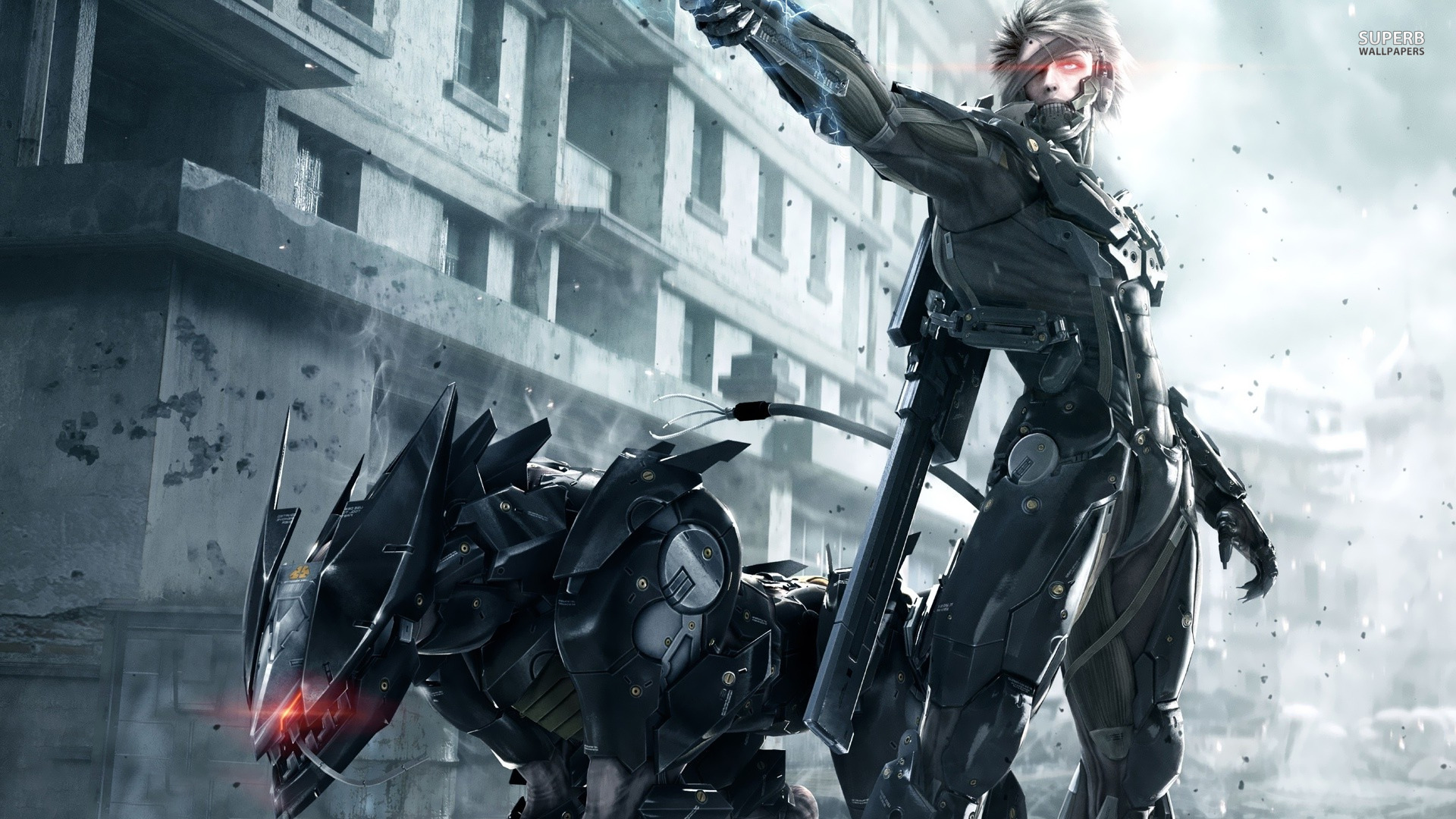 metal gear rising wallpaper | 1920x1080 | #52574