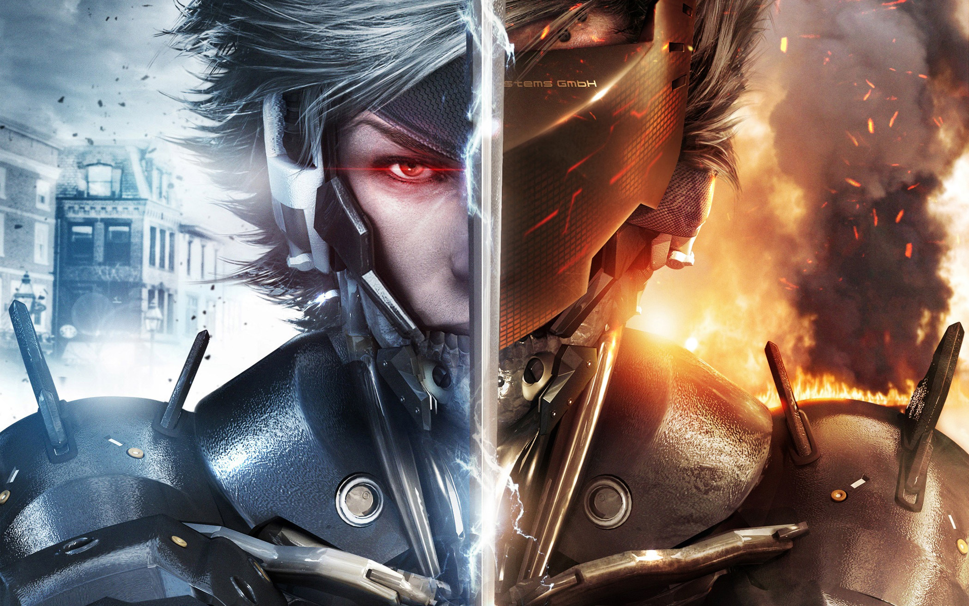 It looks like my personal favorite game of the year so far, Metal Gear Rising Revengeance, is coming to PC.