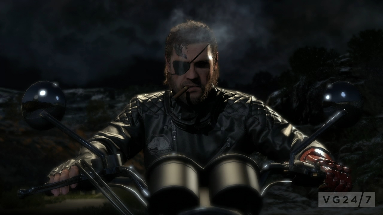 Metal Gear Solid 5 Wallpaper 1280x720 78997