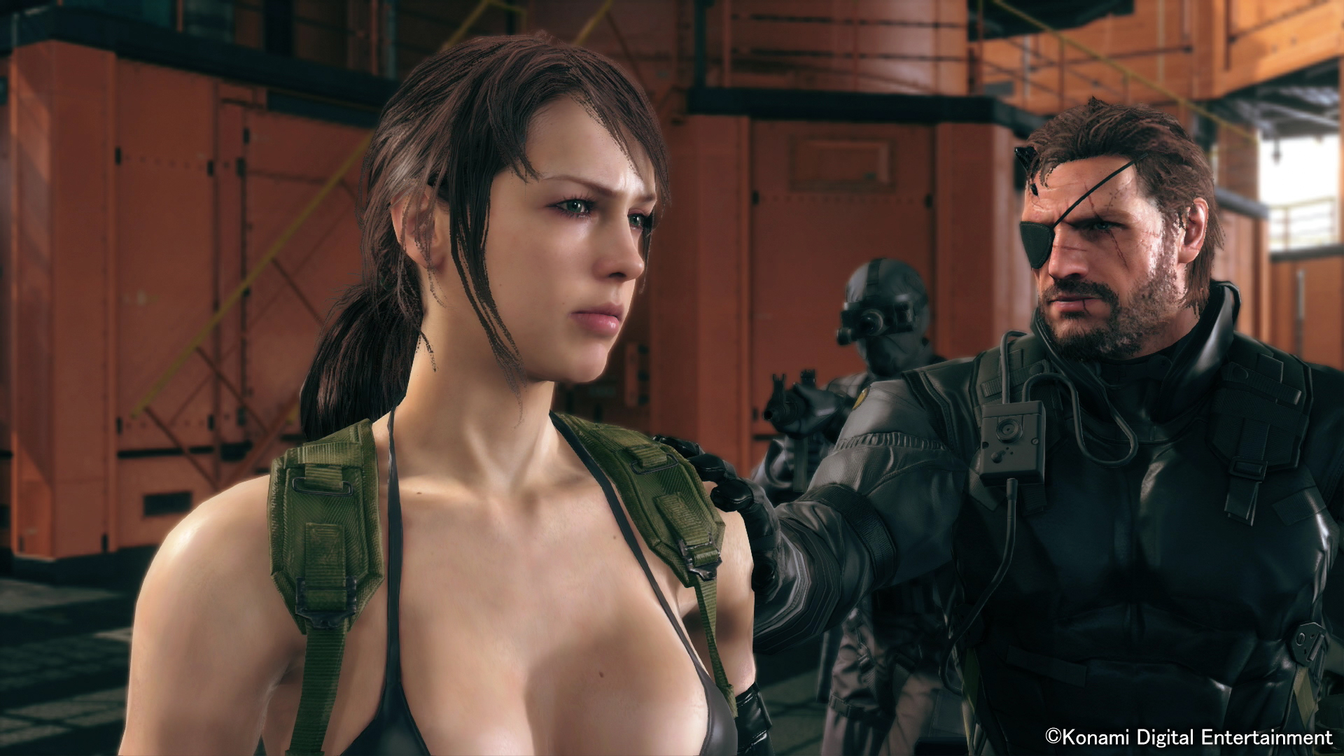 metal gear solid 5 TGS 2014