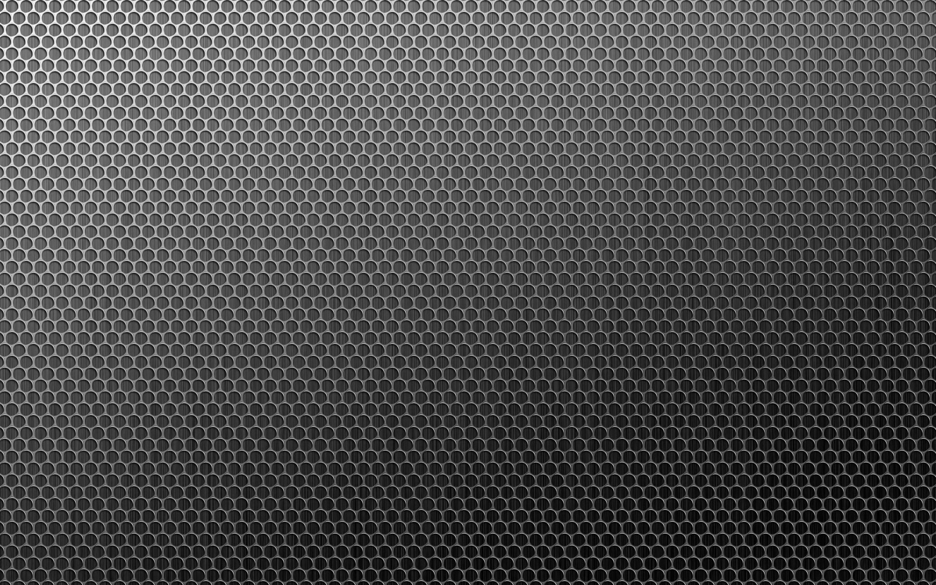 Metallic Circles Pattern Wallpaper 1920x1200px