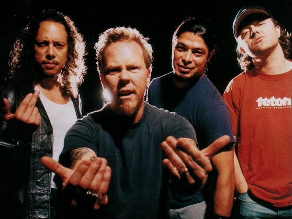 METALLICA Say Next Album Will Be Shorter, Heavier; Are Probably Lying - Metal Injection
