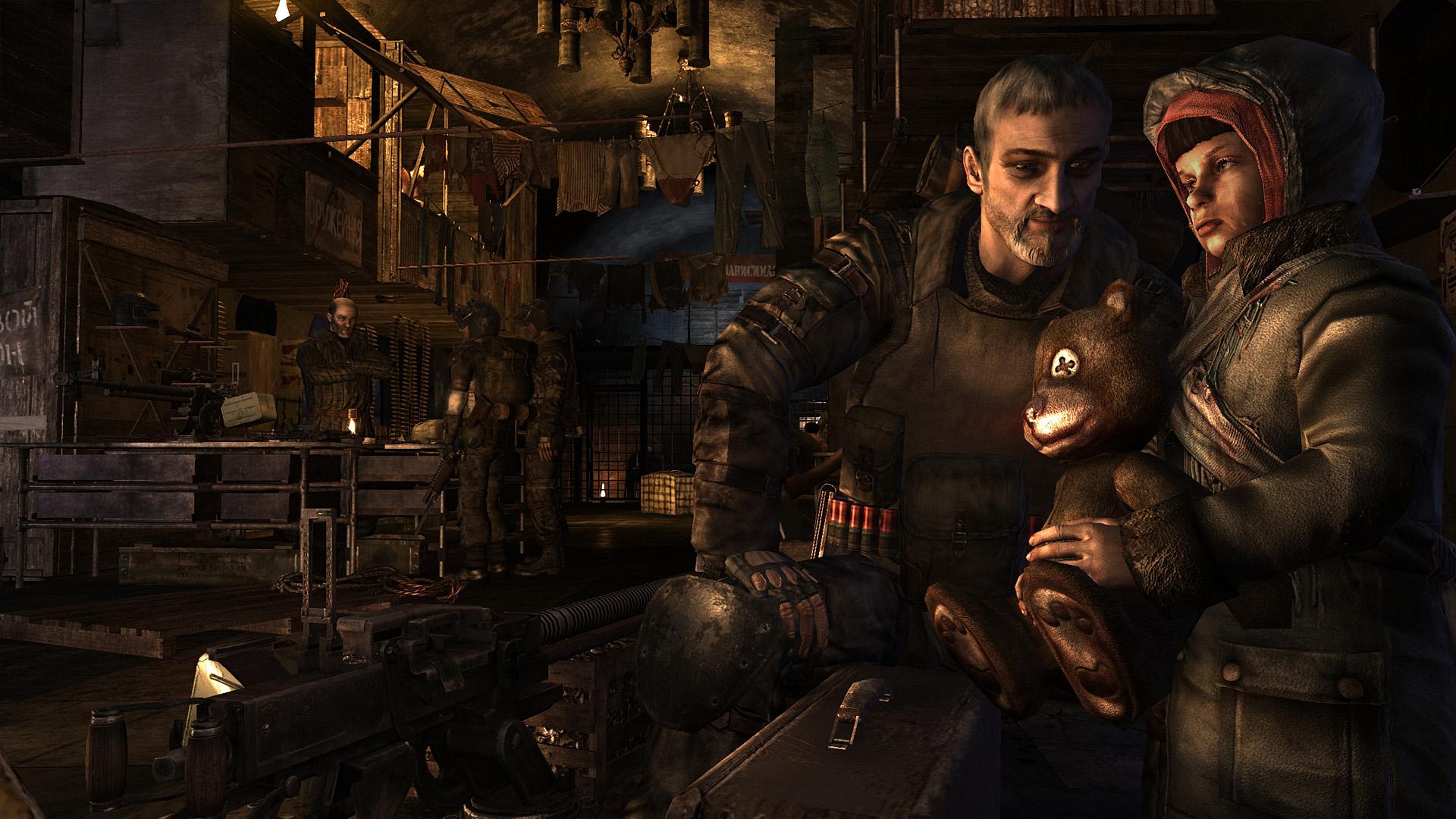 Metro 2033 Pictures
