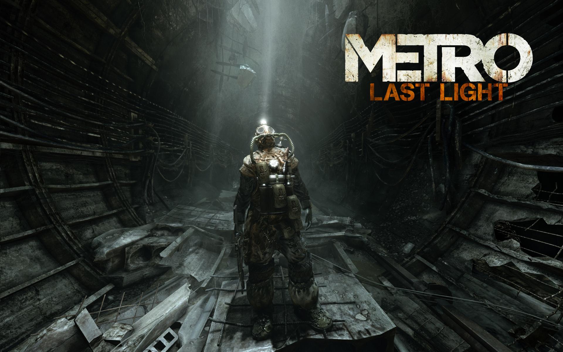 Metro Last Light Game