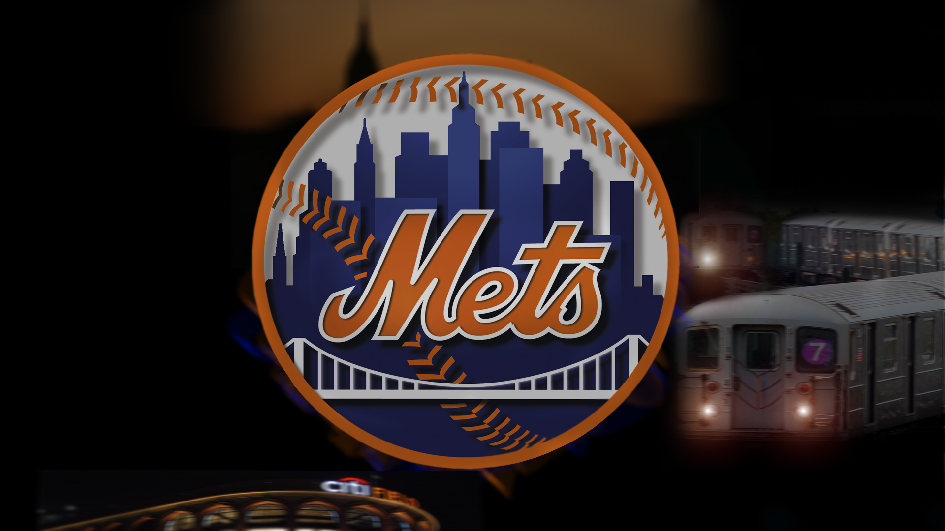 Logo Mets Wallpaper