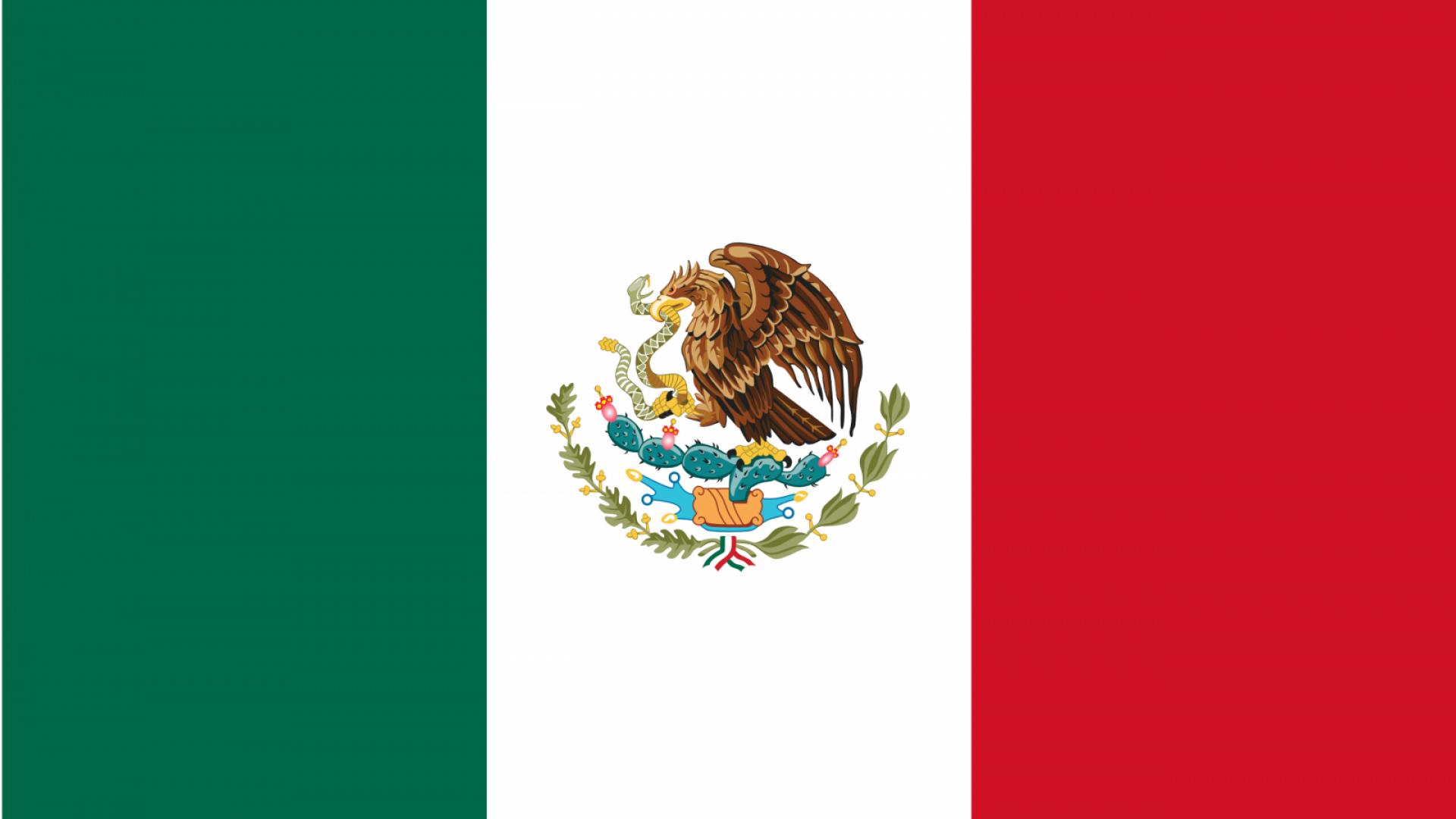 Mexico Flag Wallpaper