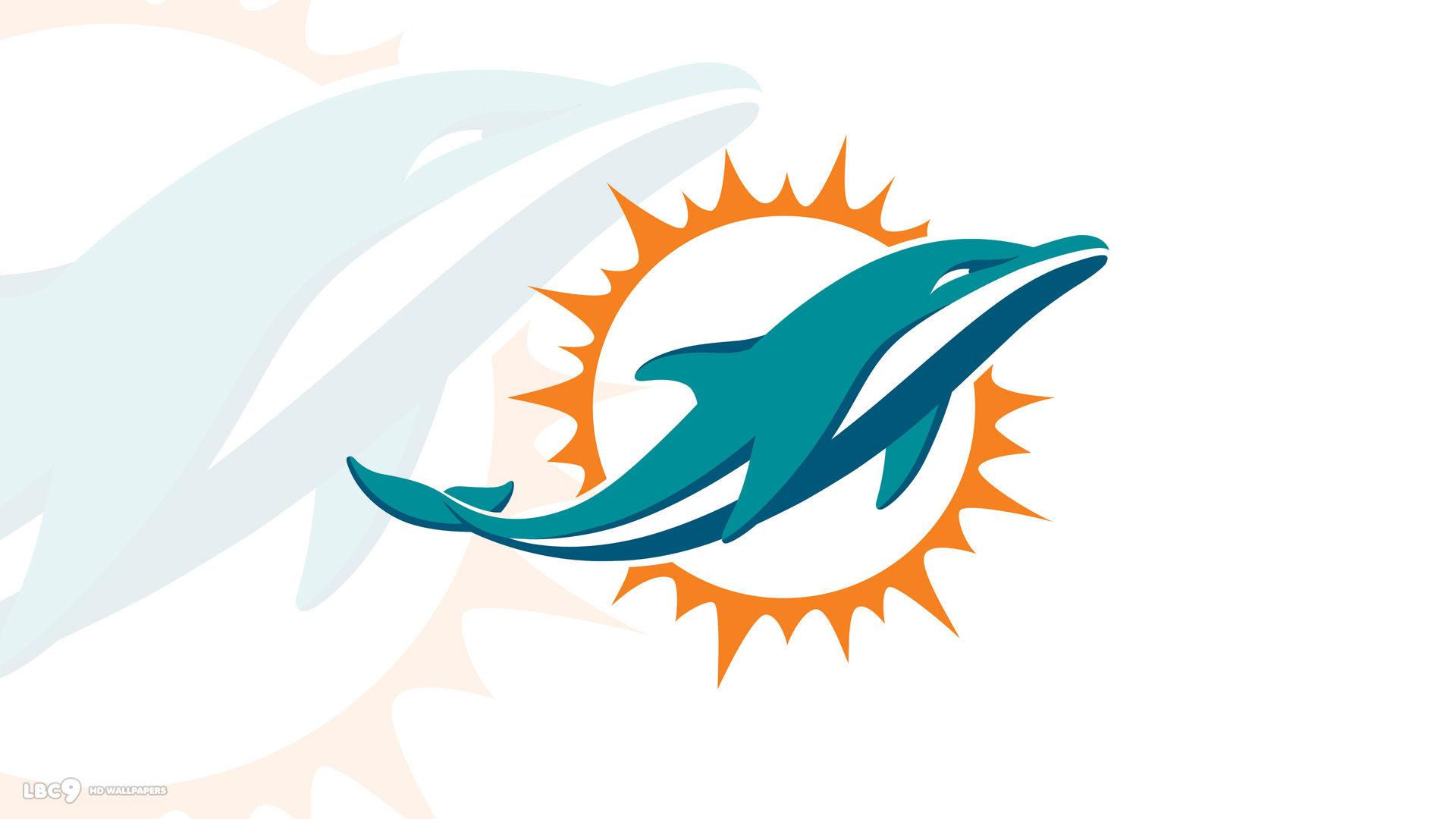 miami dolphins new logo 1920x1080
