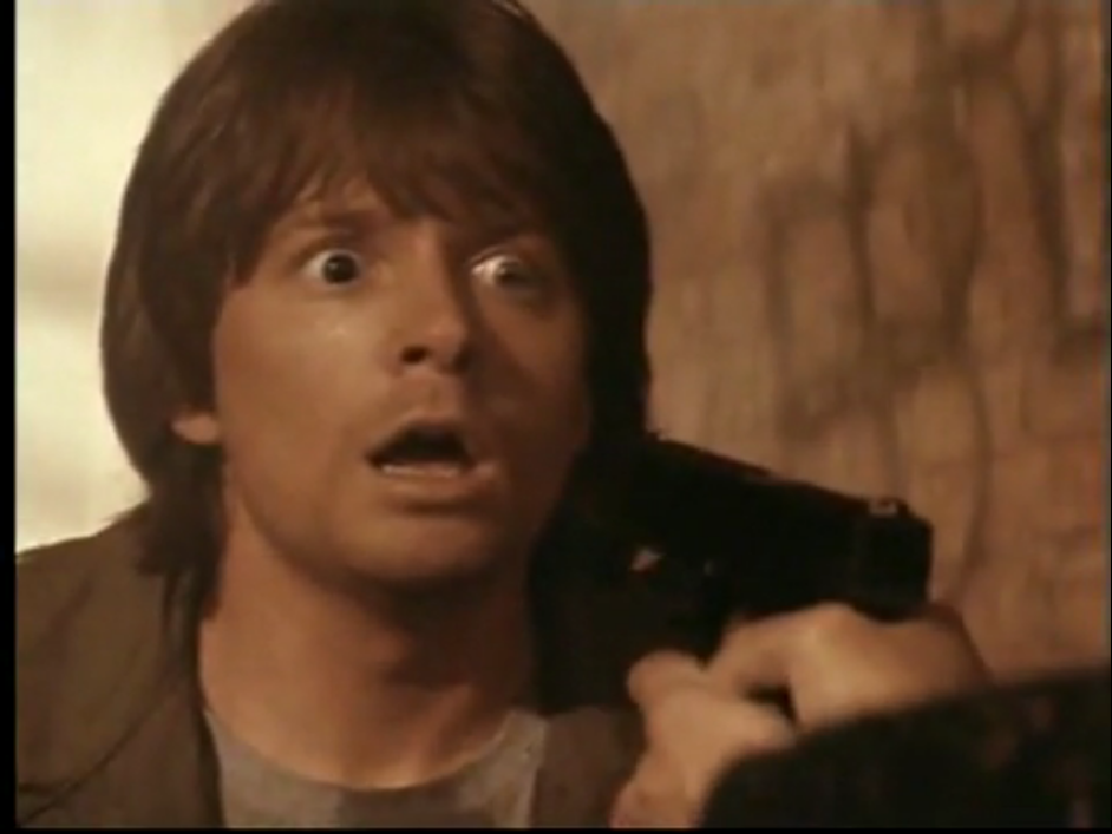 "MJF in ""The Hard Way"" - michael-j-fox Screencap"