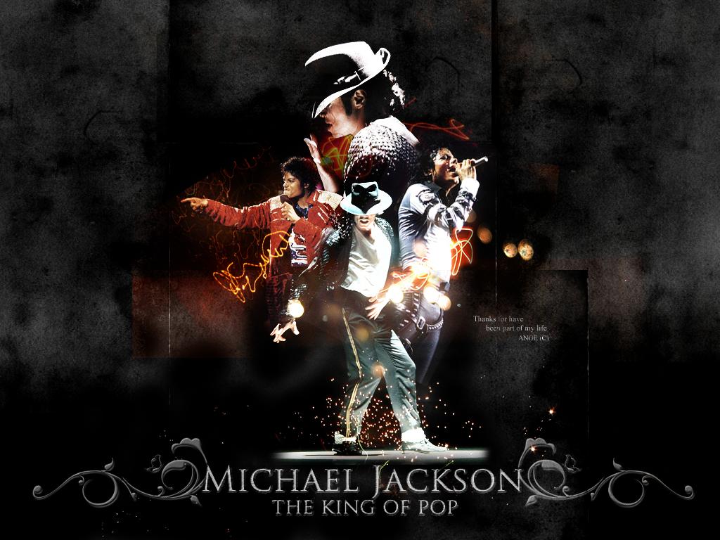 Michael Jackson KING OF POP