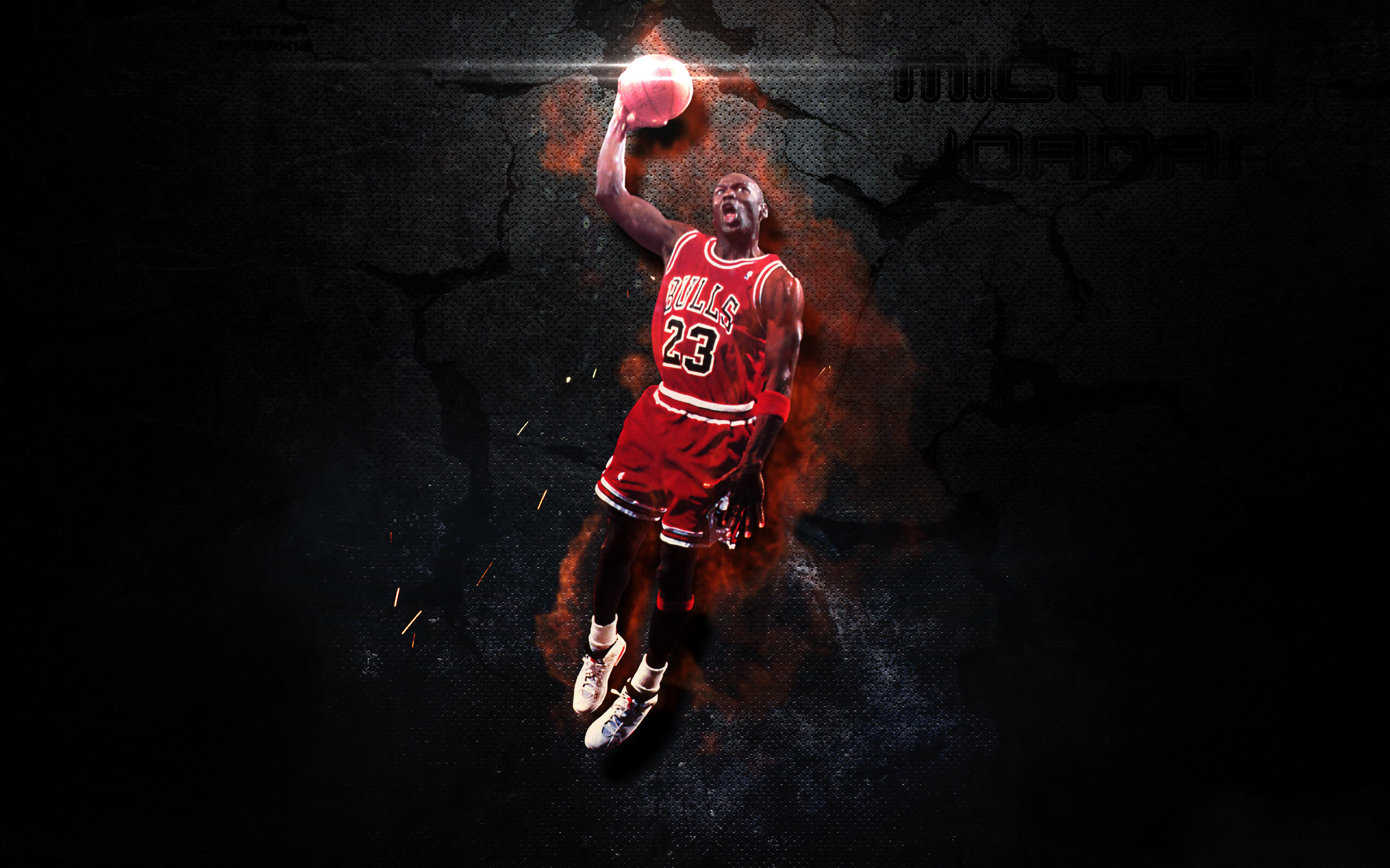 Michael Jordan 2560x1600 wallpaper