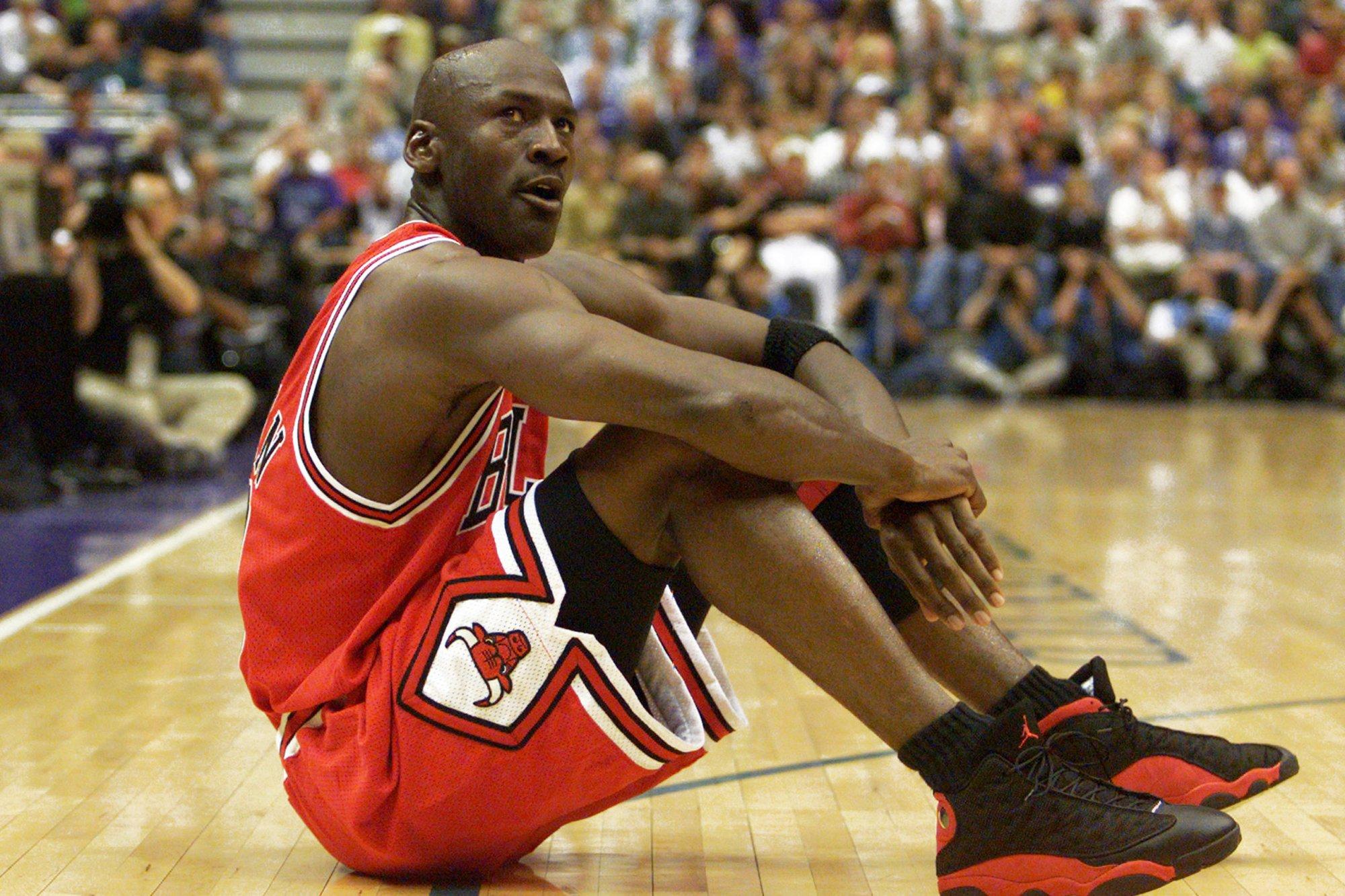 NBA評選了如此多版本的歷史最佳陣容,只有一個人,所有人閉著眼都會選他!