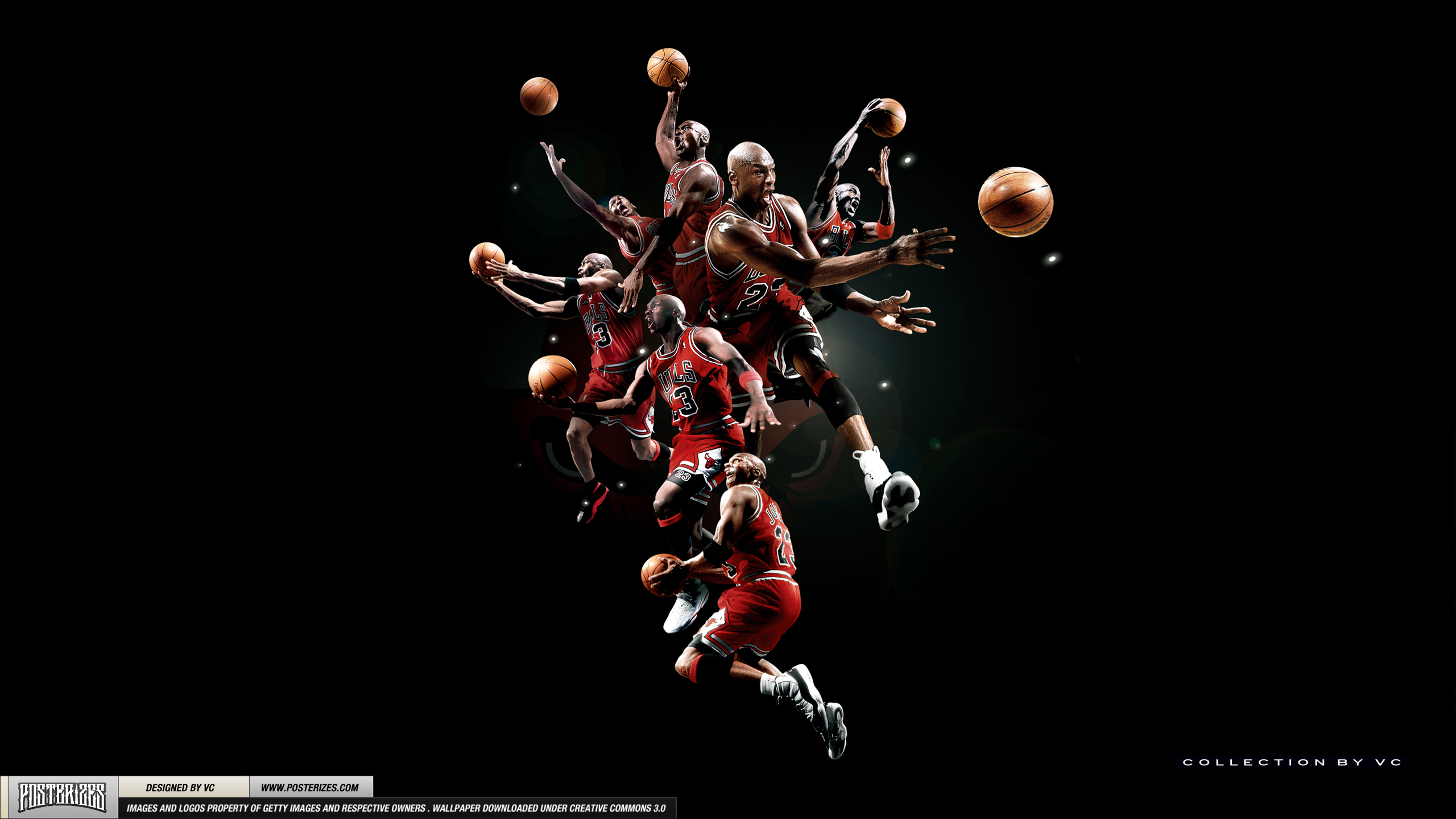 Michael Jordan Wallpaper 2560x1440 4550