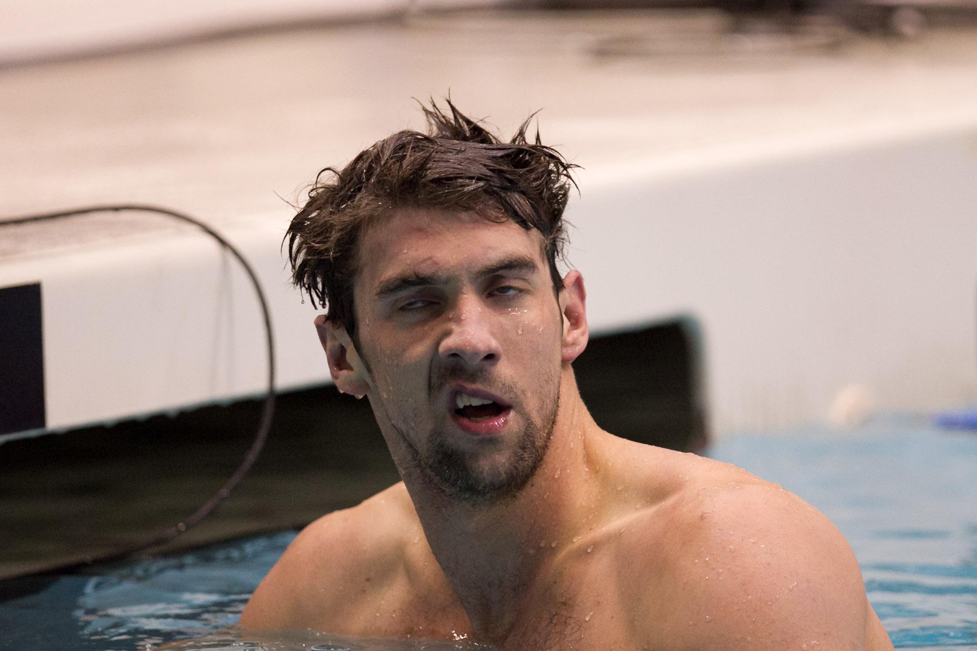 C) Michael Phelps