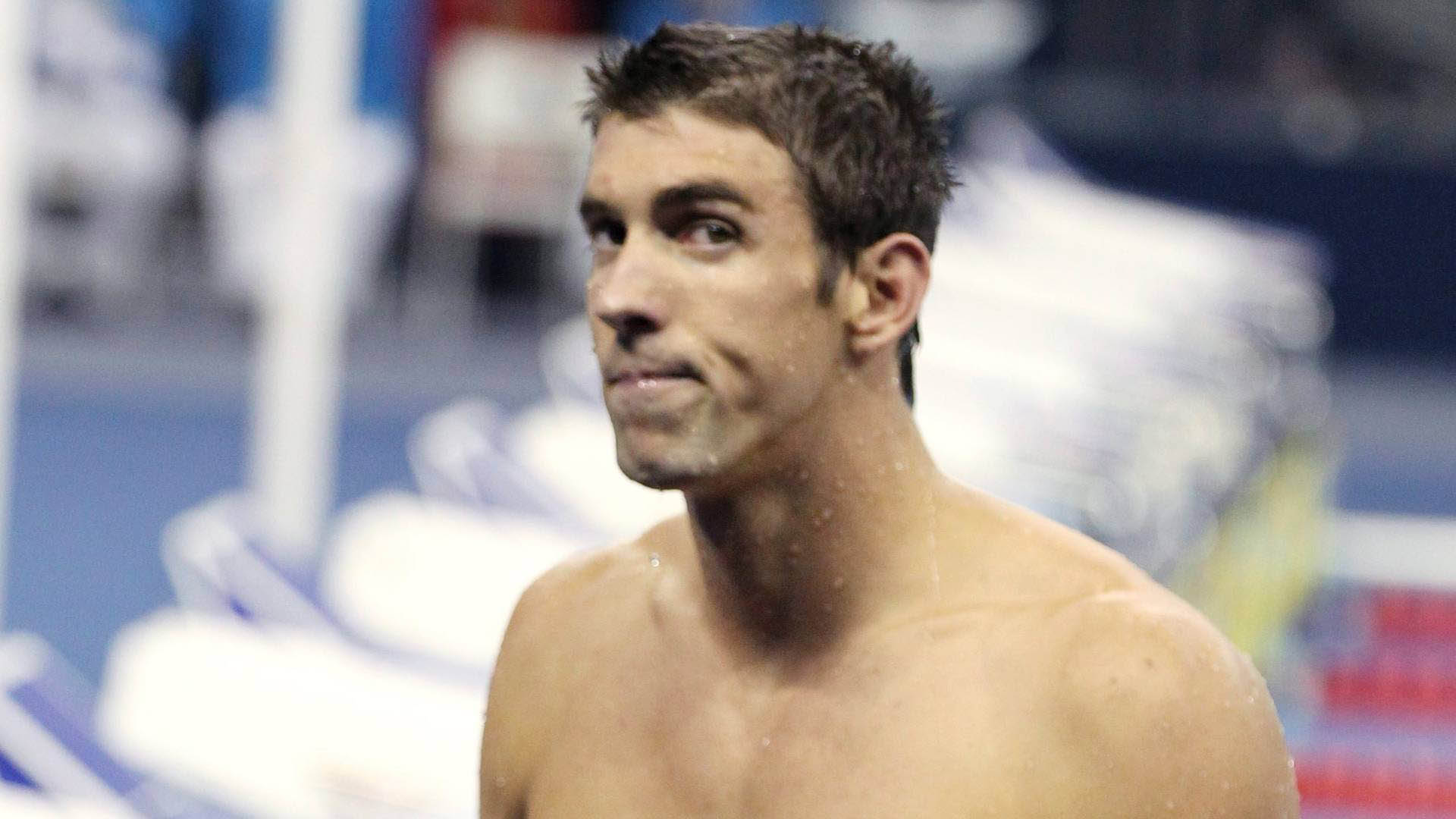 Michael Phelps US Swim Team Wallpaper