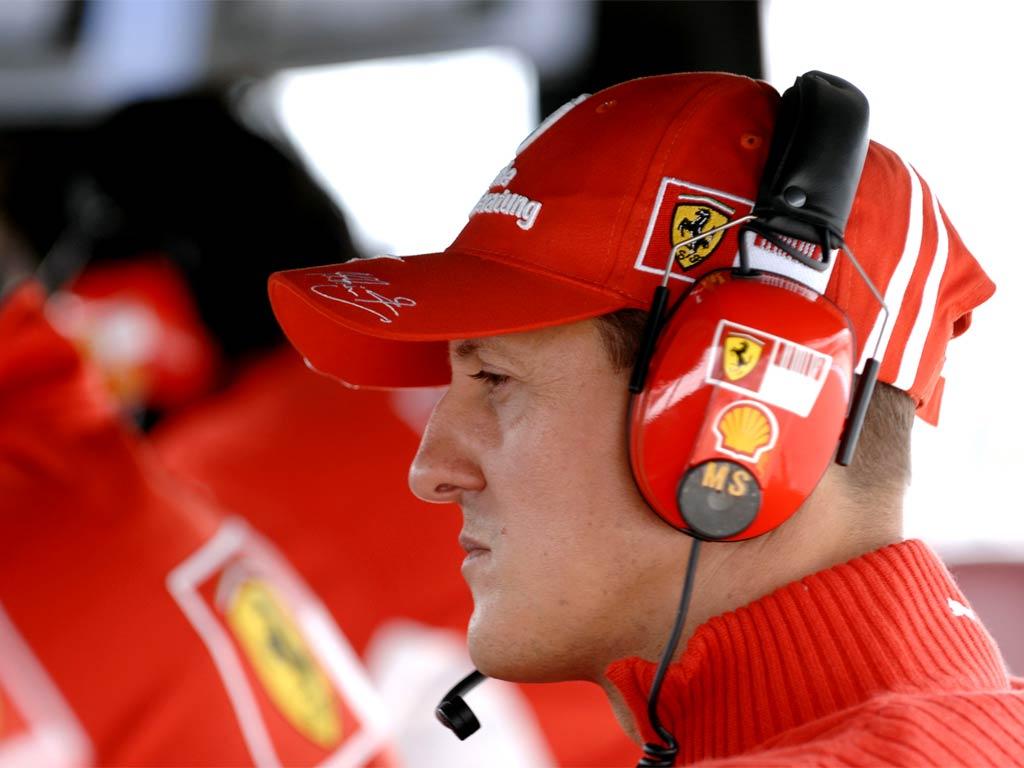 Michael Schumacher, Ferrari, Nurburgring, 2007 | Ferrari Media