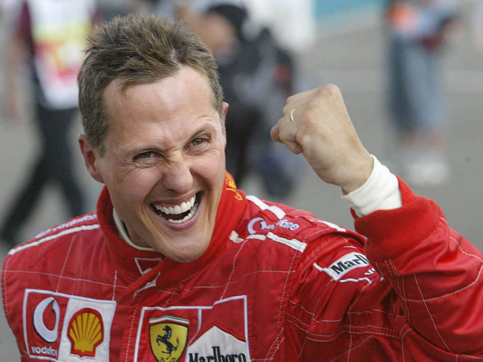 Formula 1 Michael Schumacher Wallpaper