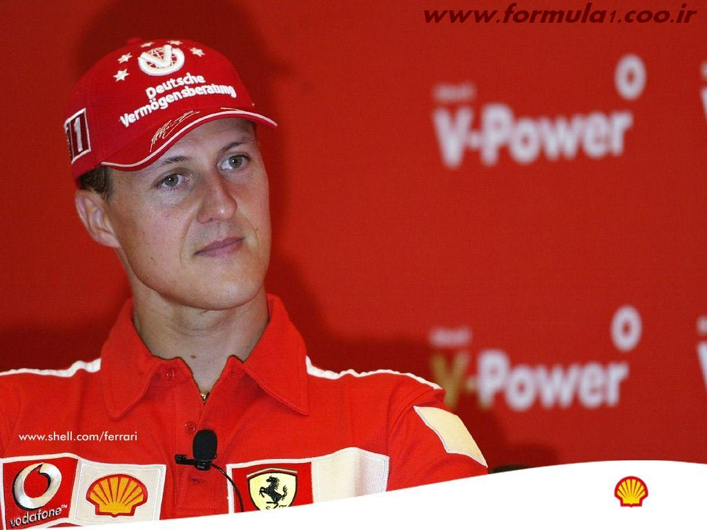 F1 superstar Michael Schumacher who doctors are still trying to wake up from an induced coma