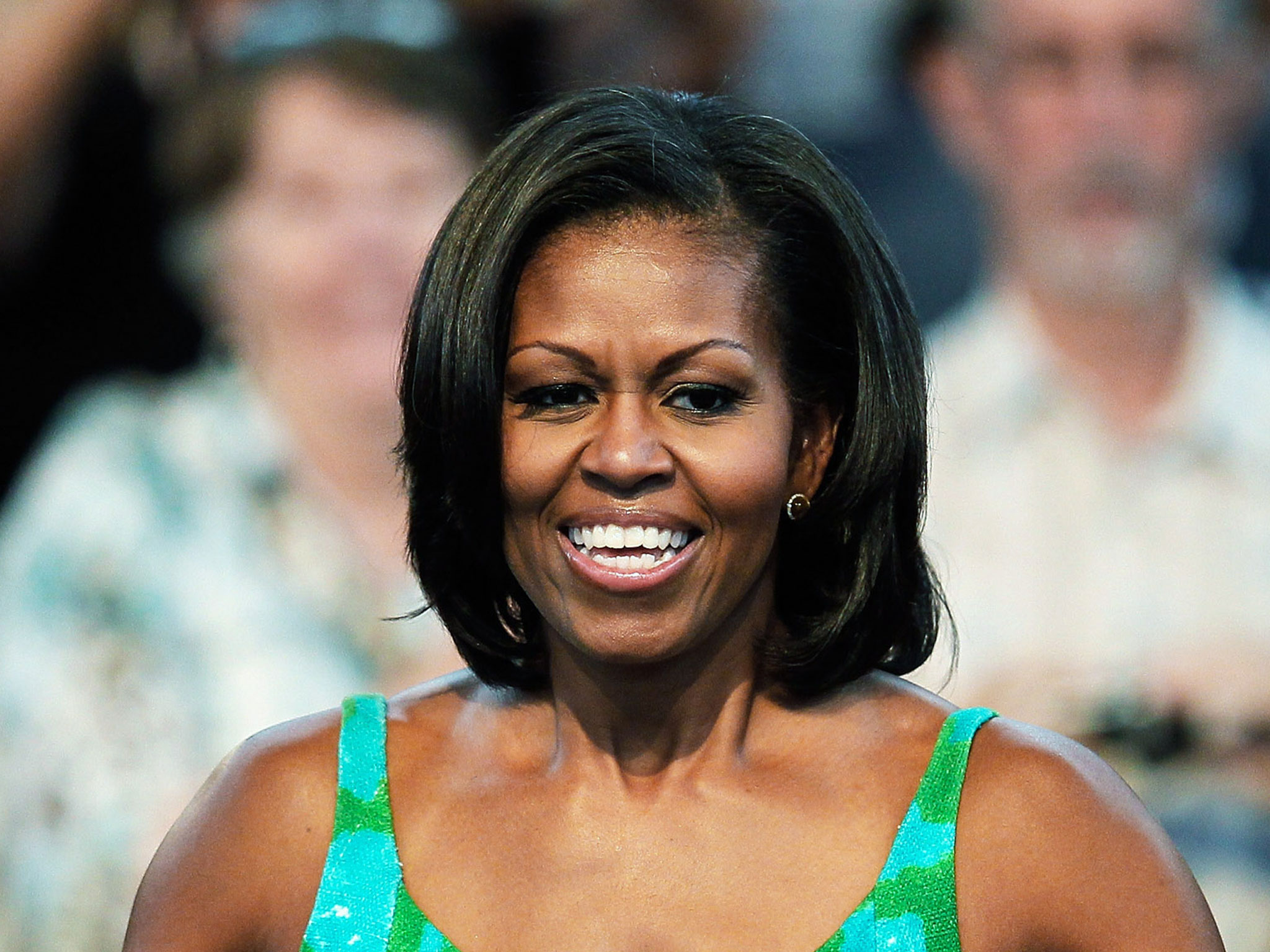 Students and parents petition against Michelle Obama speaking at Kansas high school graduation ceremony - Americas - World - The Independent