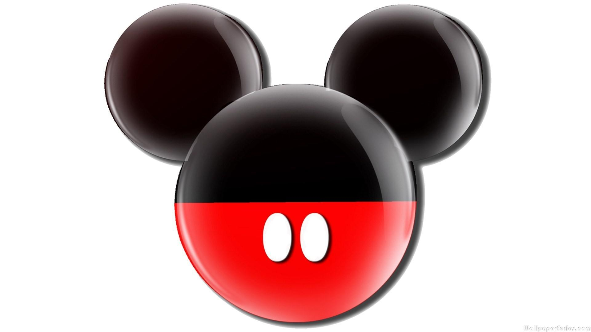 Download: Mickey Mouse Head Desktop