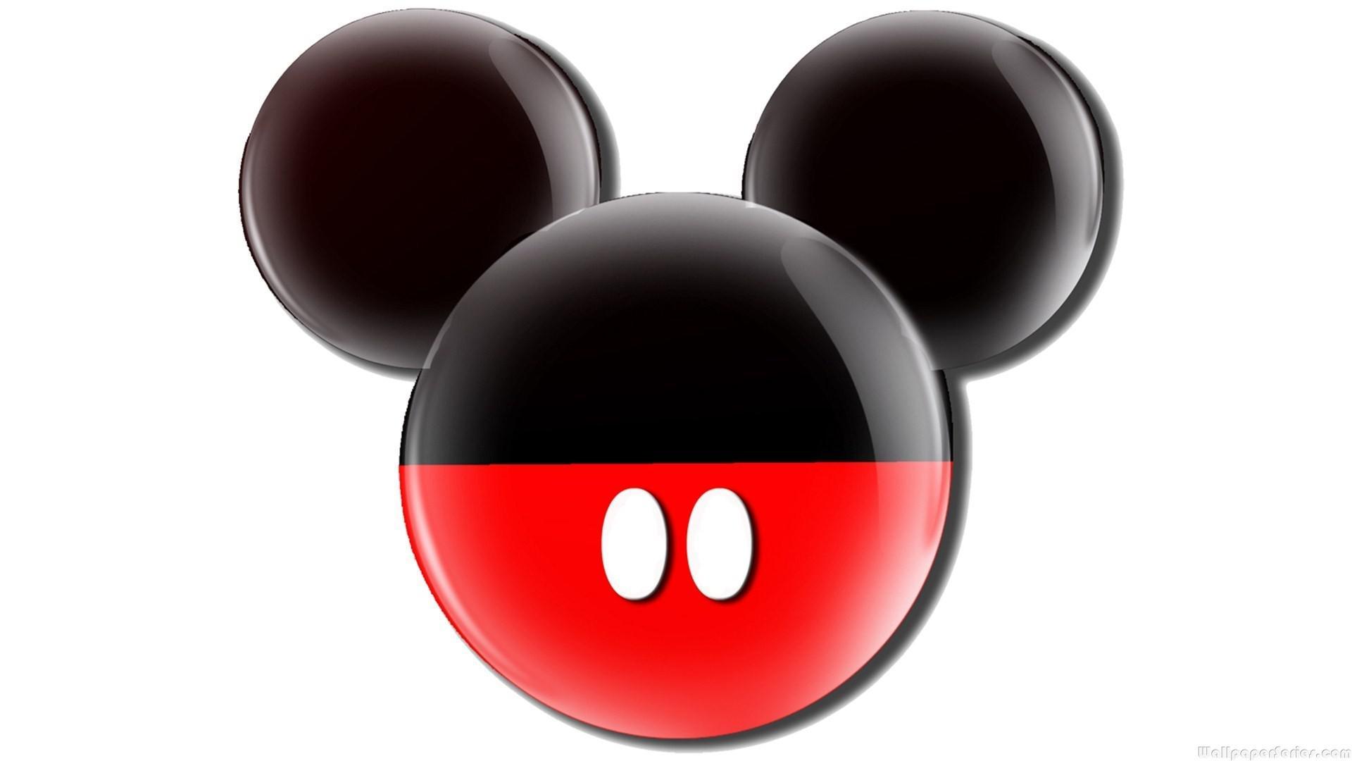 Download: Mickey Mouse Head Desktop
