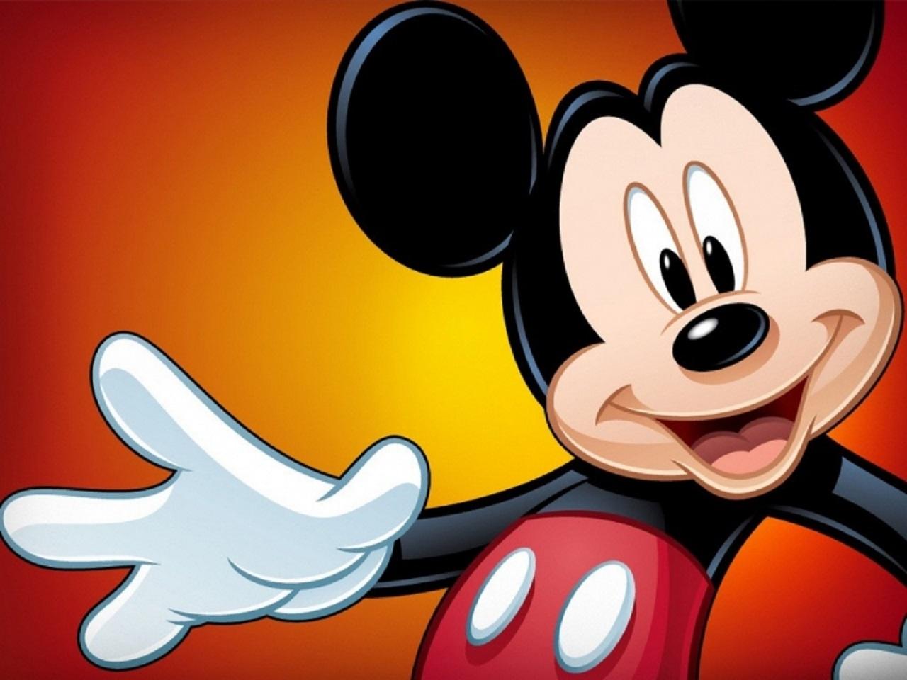 HD Wallpaper   Background ID:444434. 1280x960 Cartoon Mickey Mouse