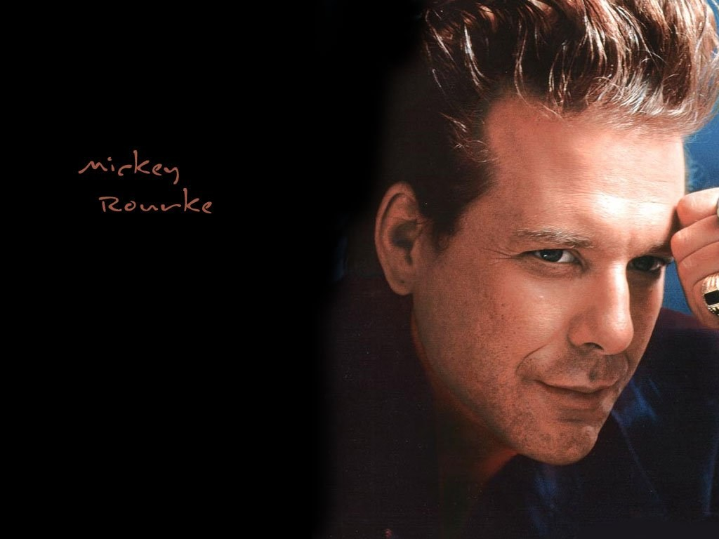 Mickey Rourke - Images Colection