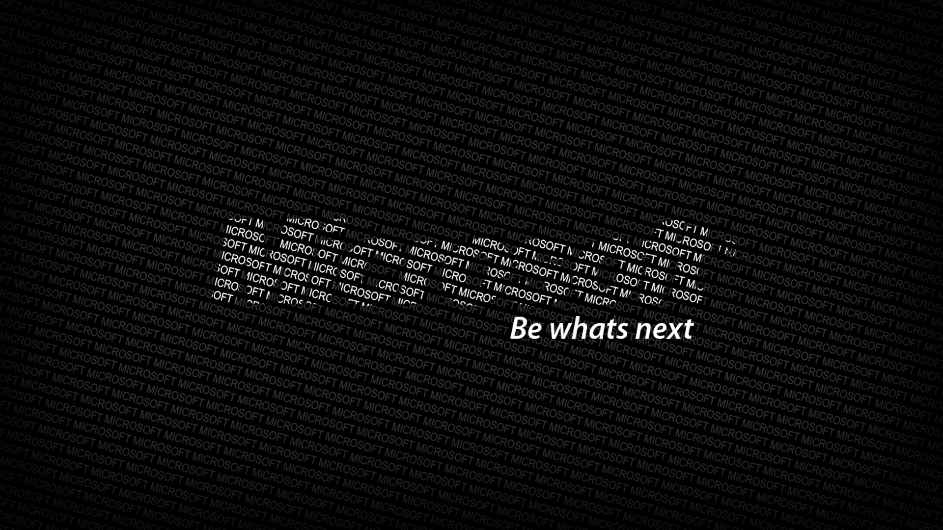 Microsoft Wallpaper