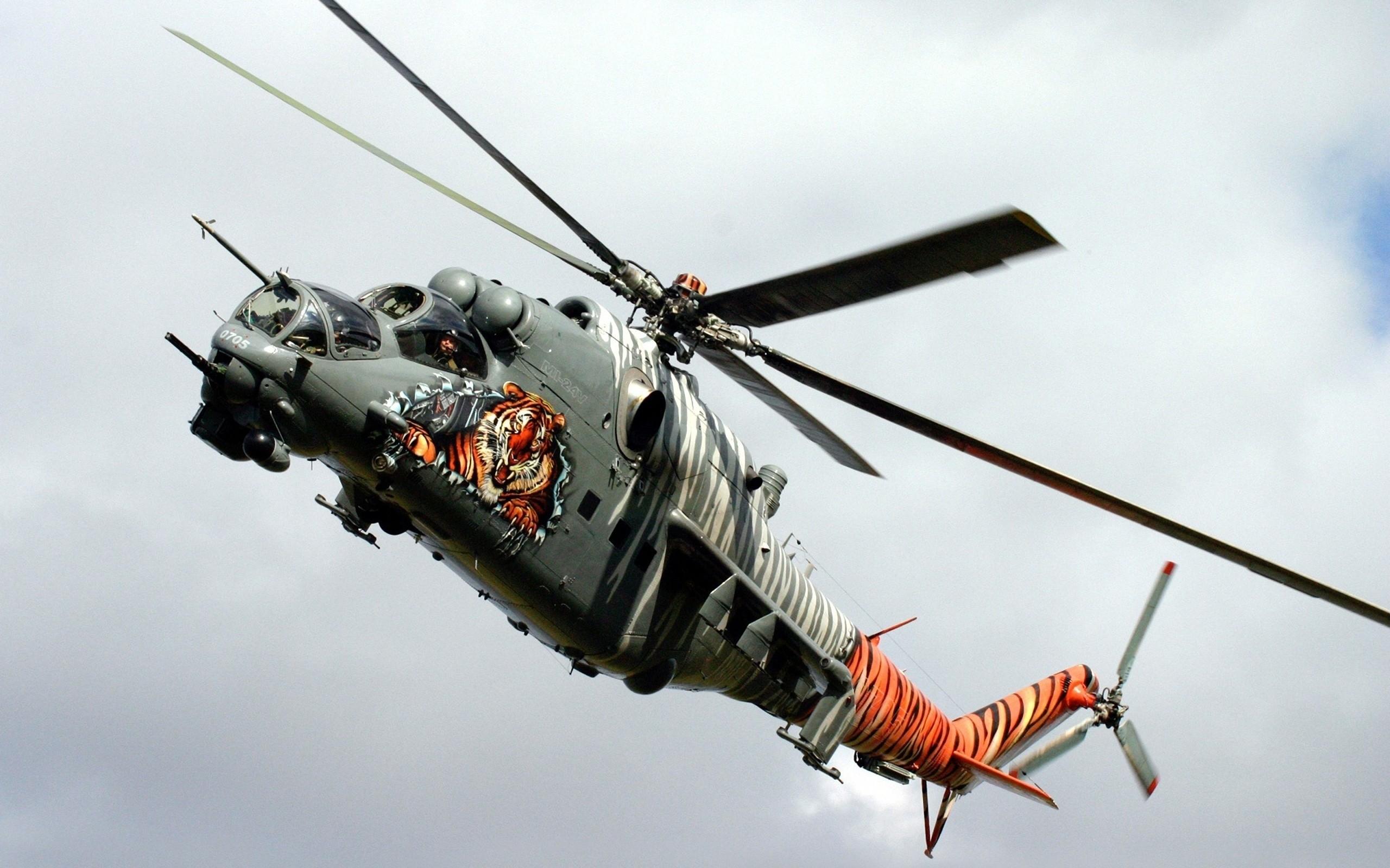 Mil mi24 tiger