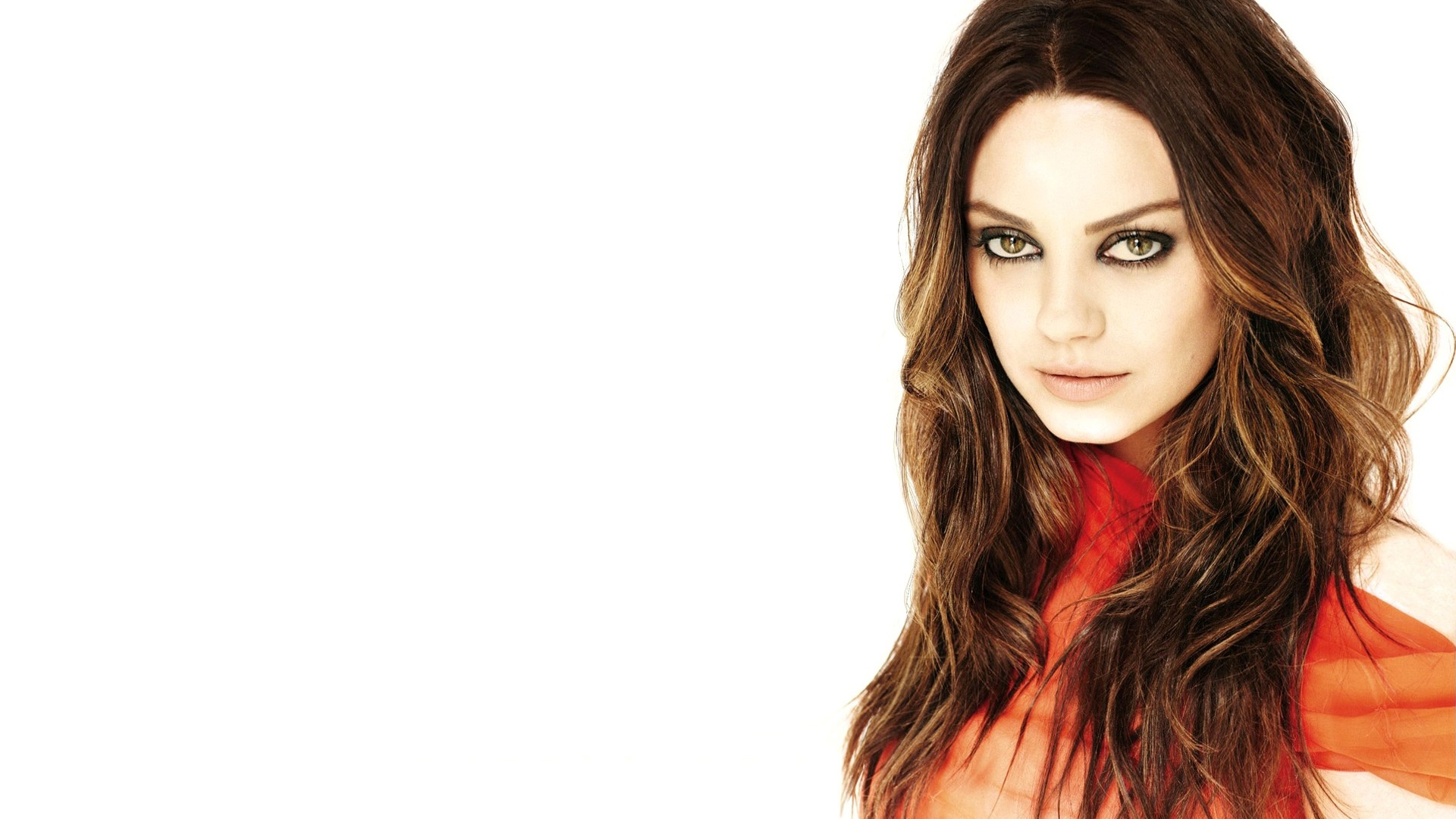 Beautiful Mila Kunis Wallpaper ...