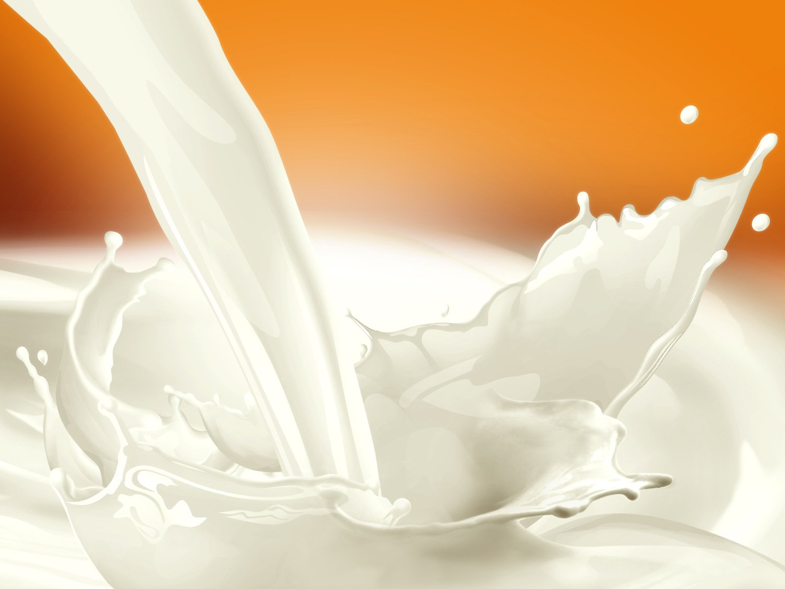 Milk Wallpaper