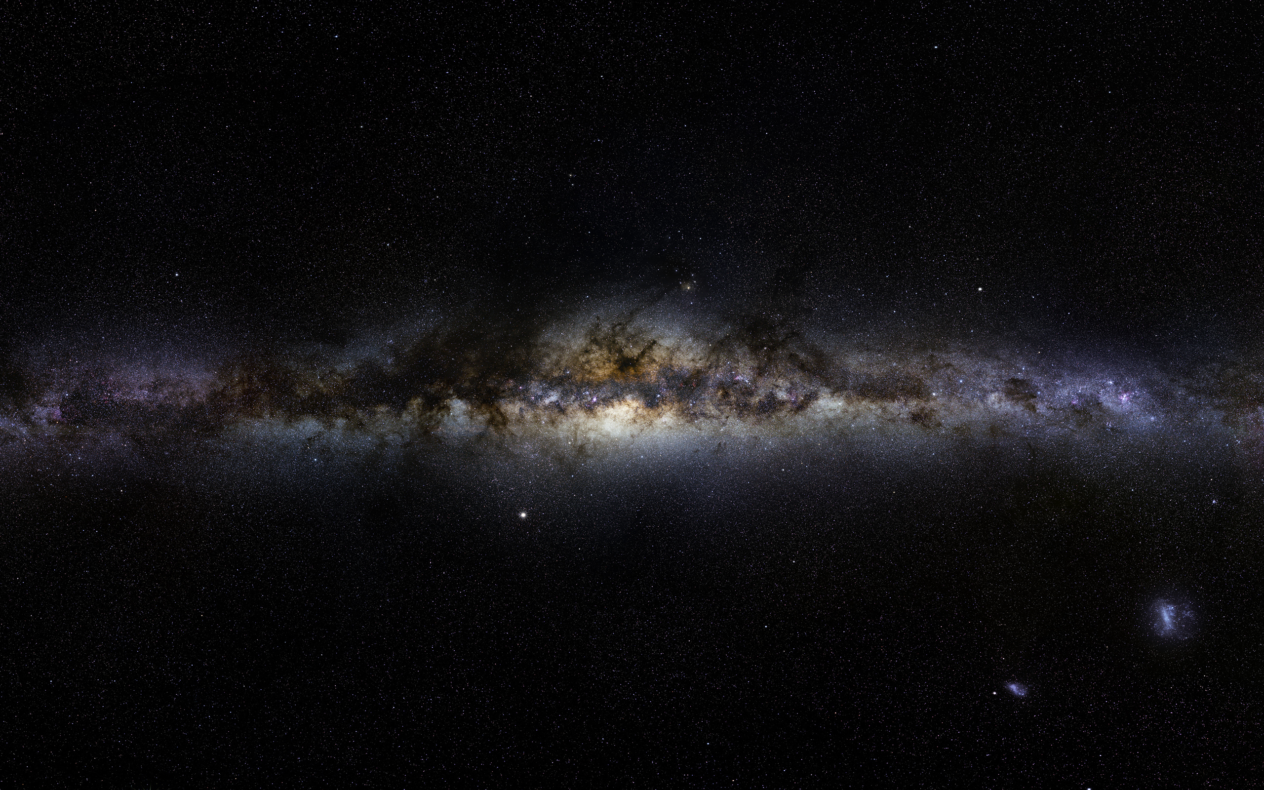 milky way galaxy wallpaper | 2560x1600 | #81952