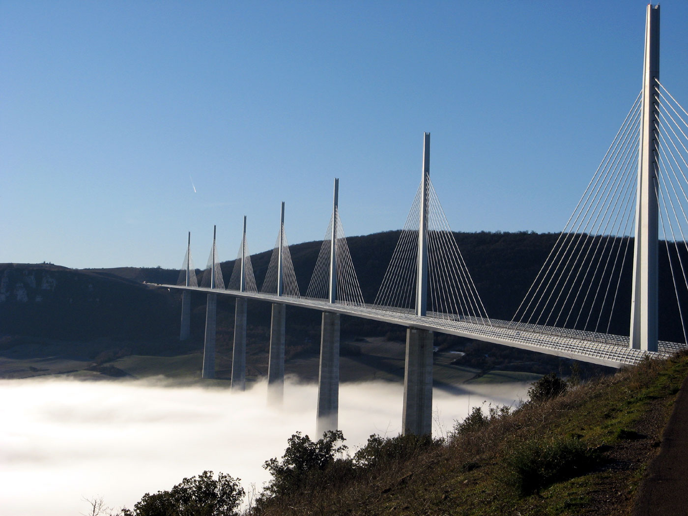 Millau Viaduct Pictures
