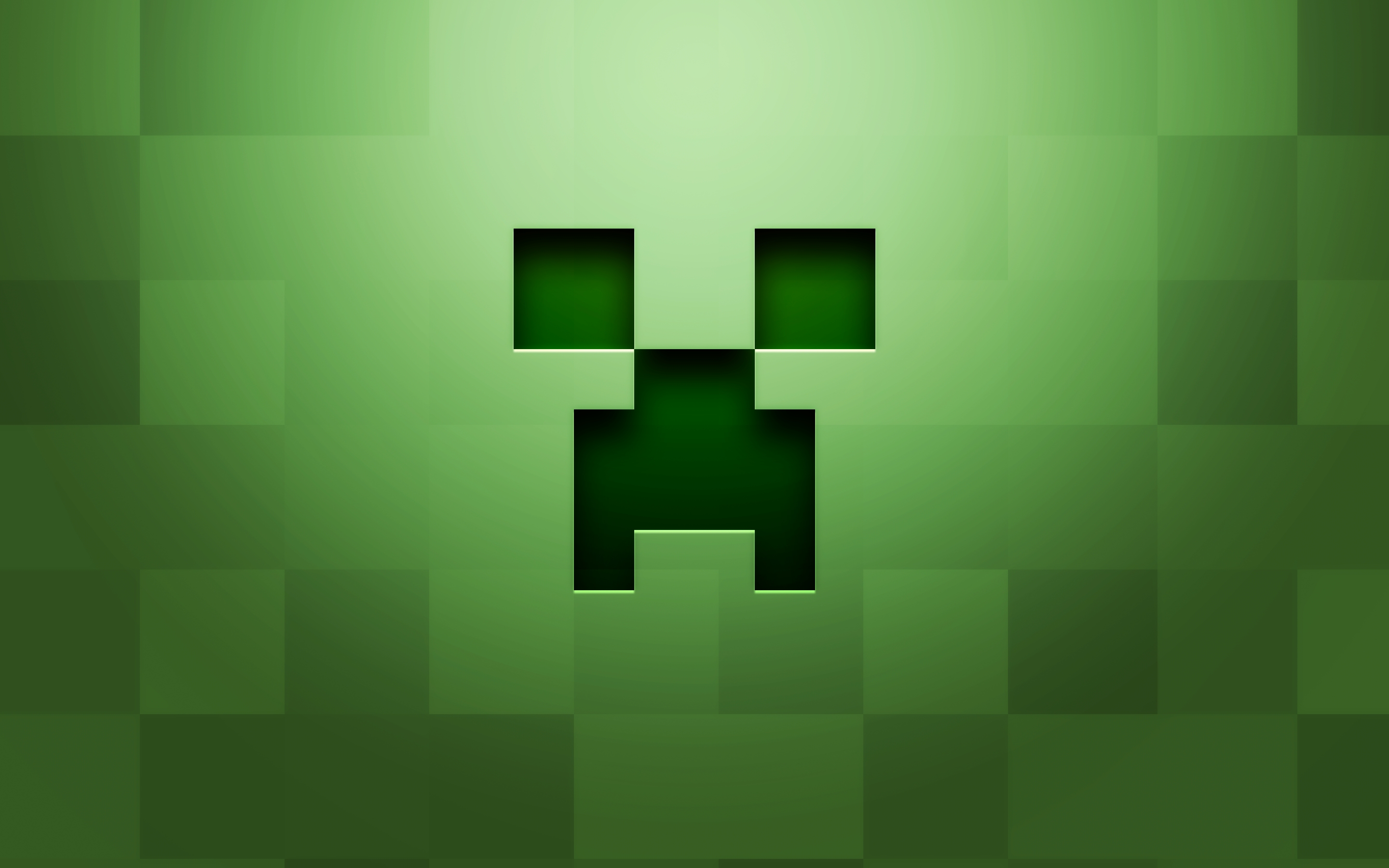I Love the creeper cause the blow out when you go near them XD