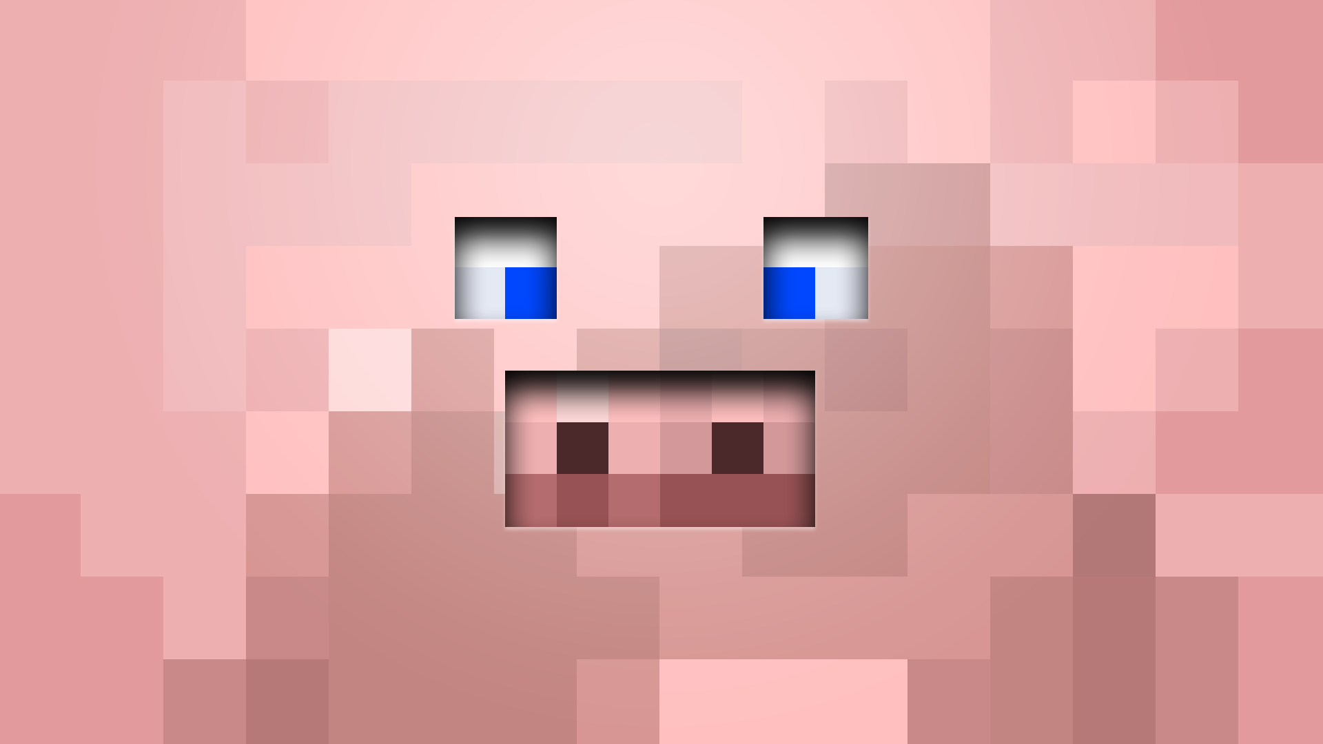 Minecraft Pig Wallpaper