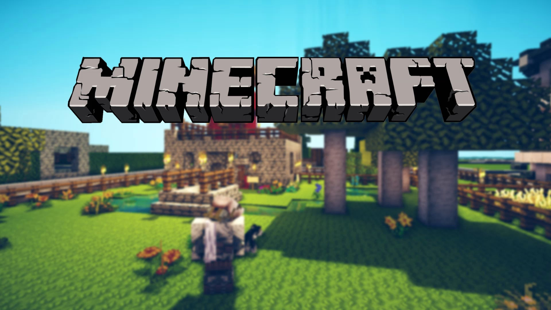 Minecraft HD Wallpaper · Minecraft HD Wallpaper ...