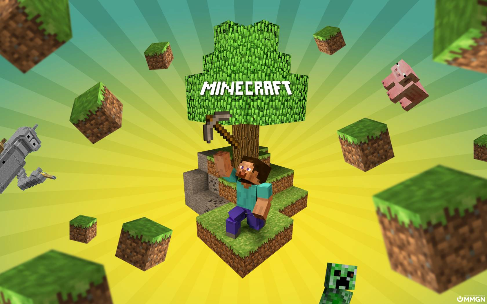 Minecraft Wallpaper Awesome Good For Desktop 225 Backgrounds