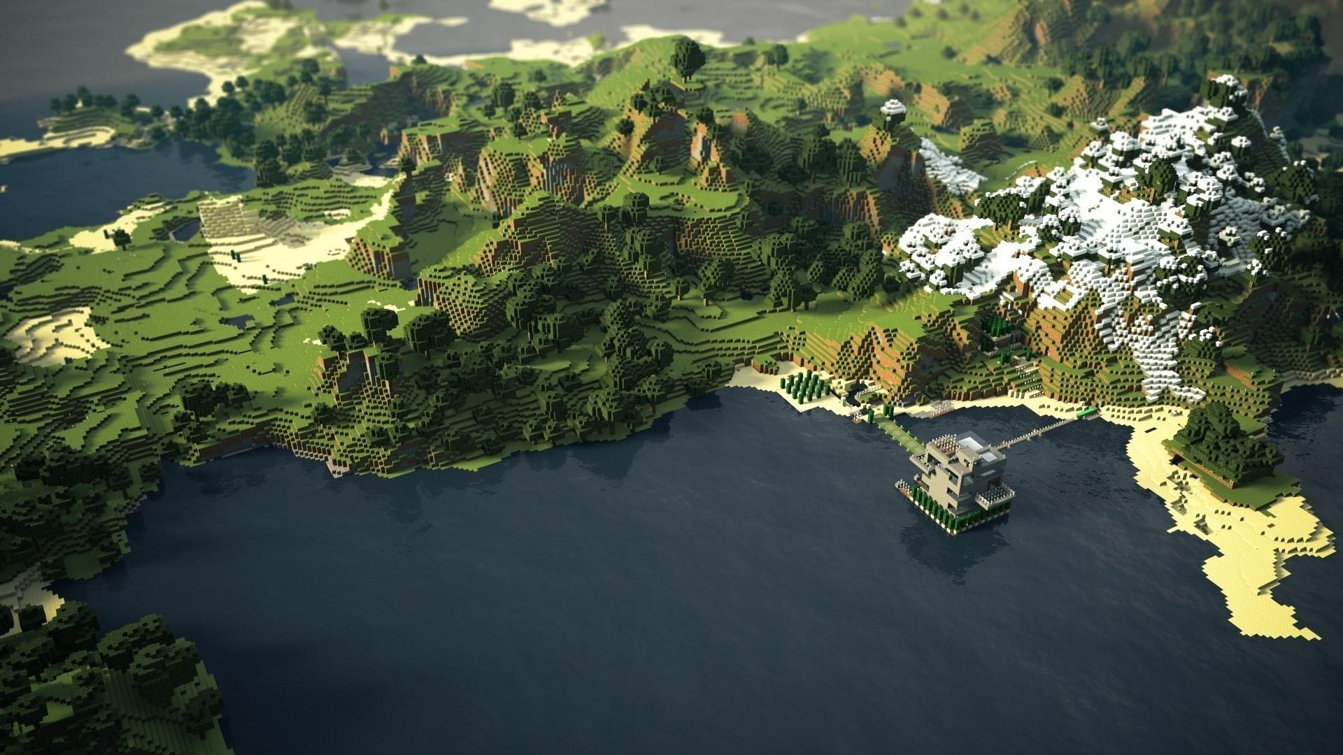 Minecraft Wallpaper Romantic Desktop HD Resolution 226 Backgrounds