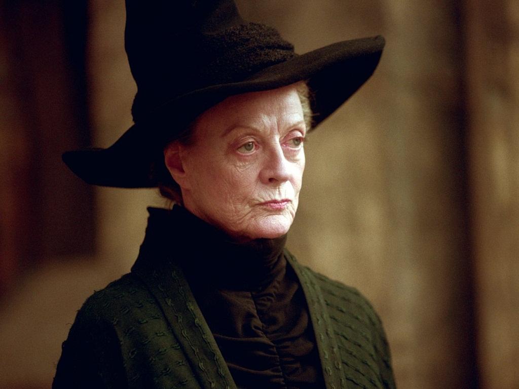 Minerva McGonagall Wallpaper - hogwarts-professors Wallpaper