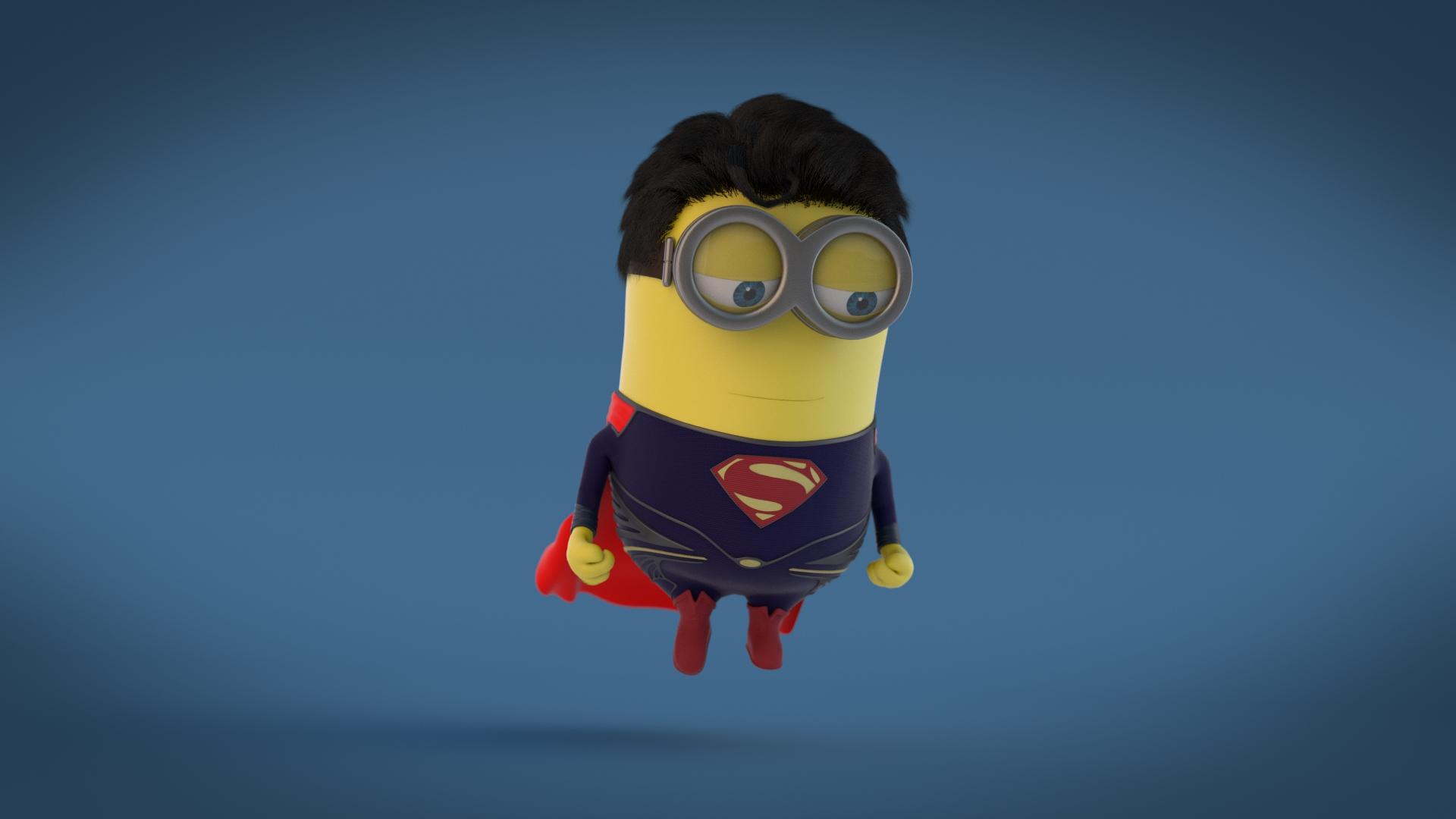 Super Minion Man HD Wallpaper #6951
