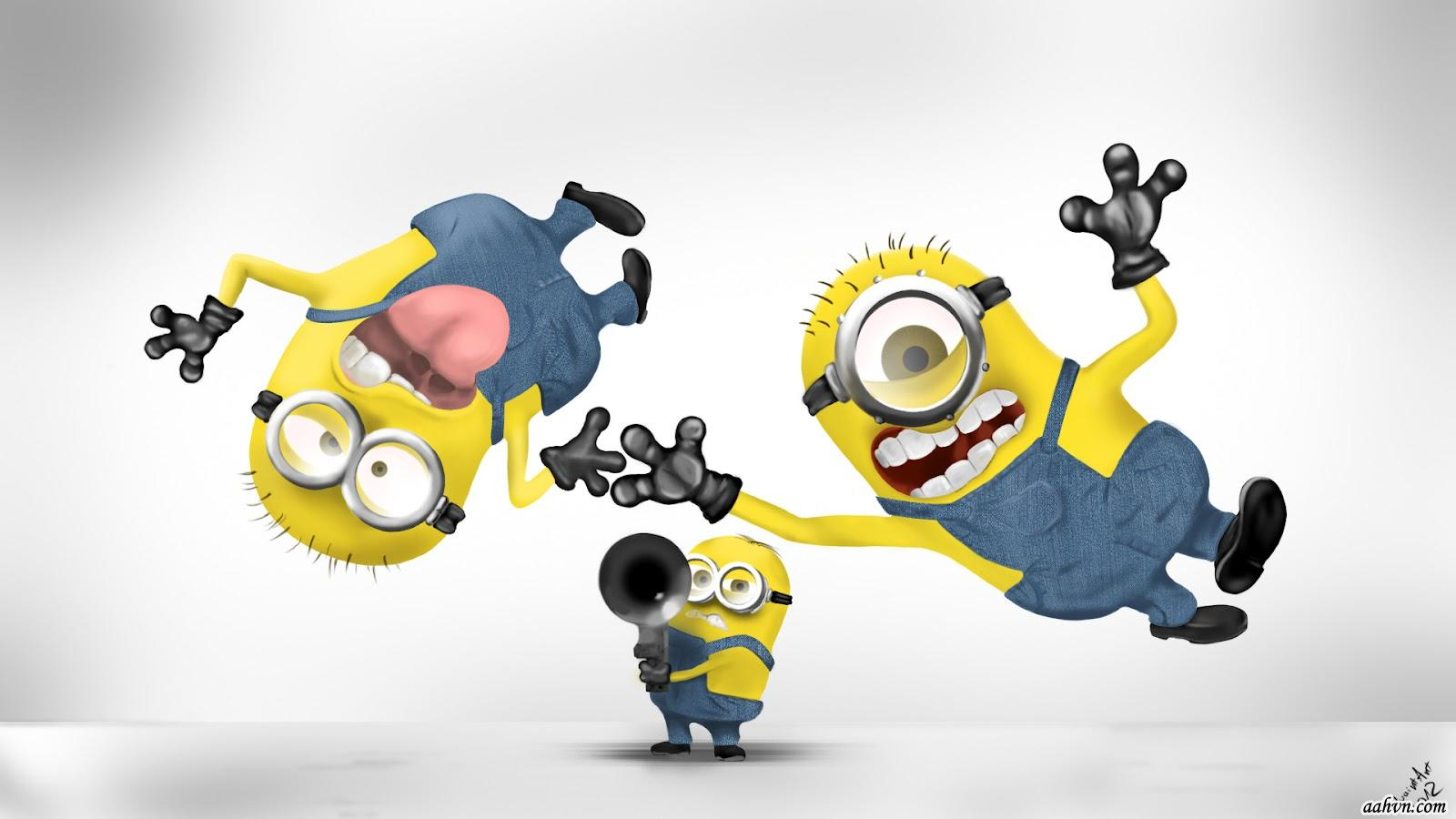 Minion Wallpaper 03 Wallpaper, free minion wallpaper images, pictures download