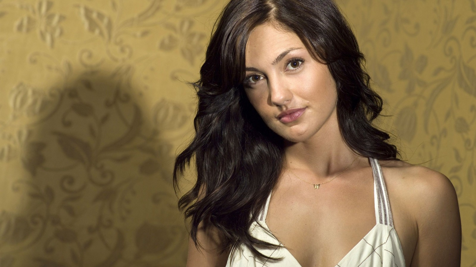 Minka Kelly Wallpaper 1600x900 50356
