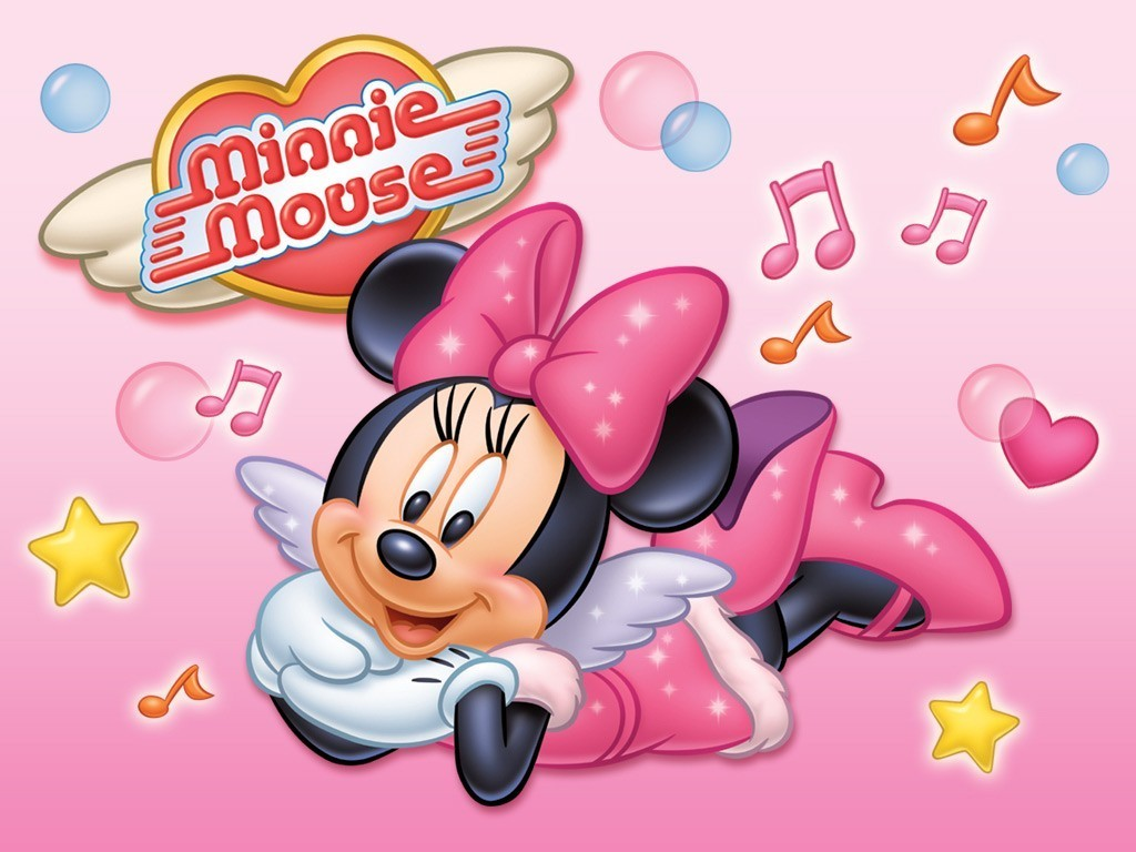 Disney Minnie Mouse Wallpaper