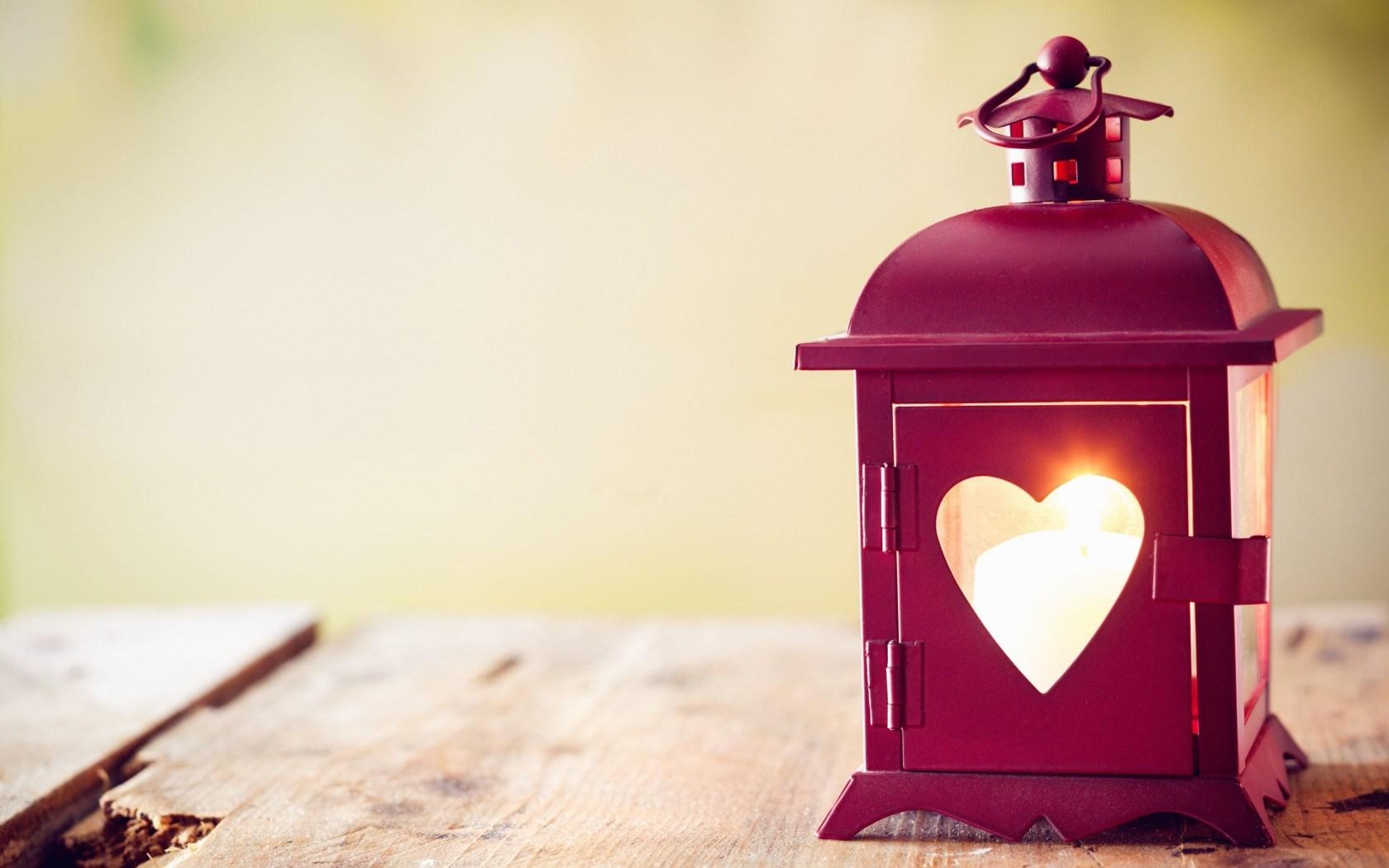 Miscellaneous Mood Lantern Flashlight Heart