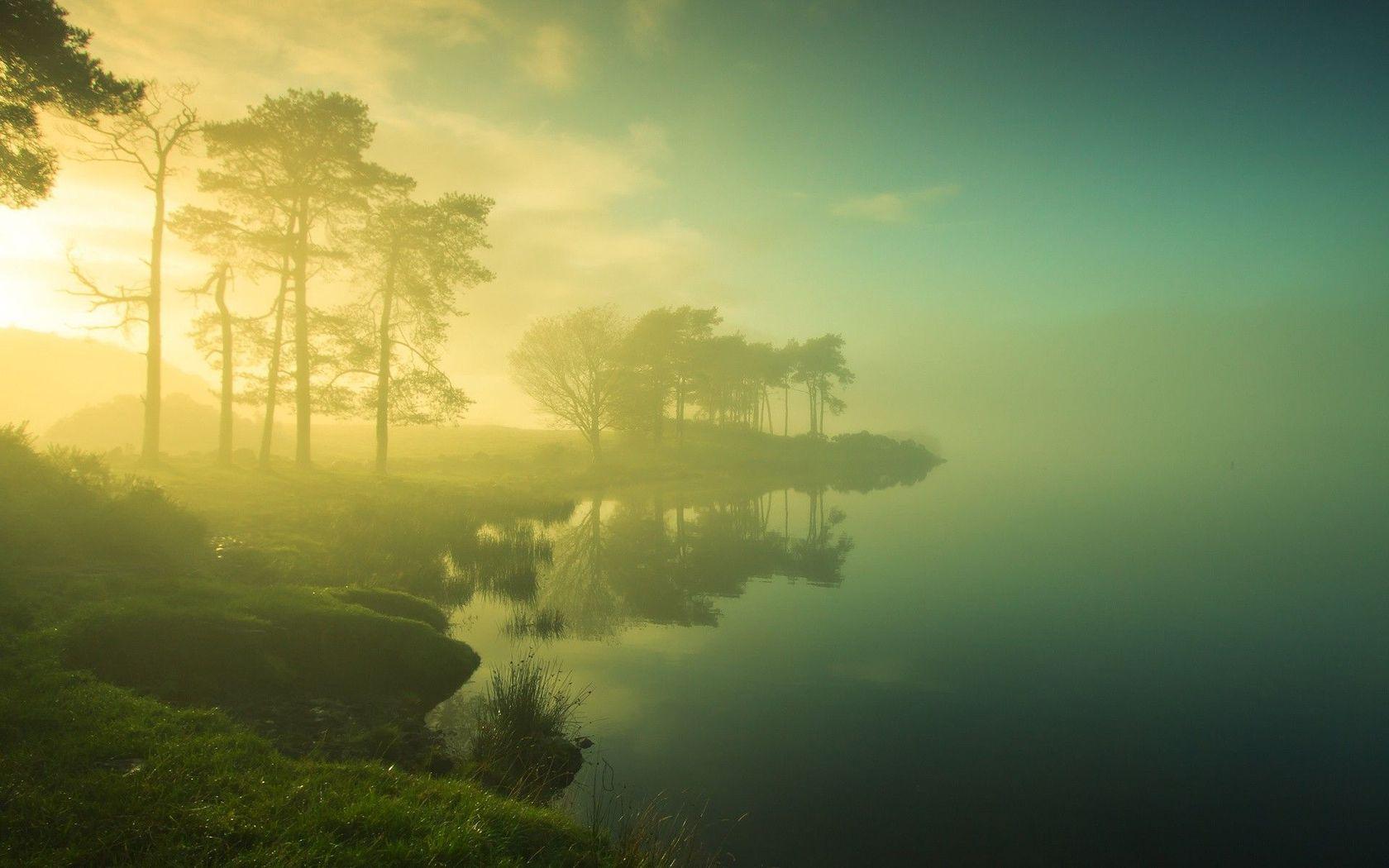 Mist Background