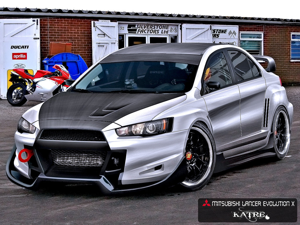 Mitsubishi Evolution Evo