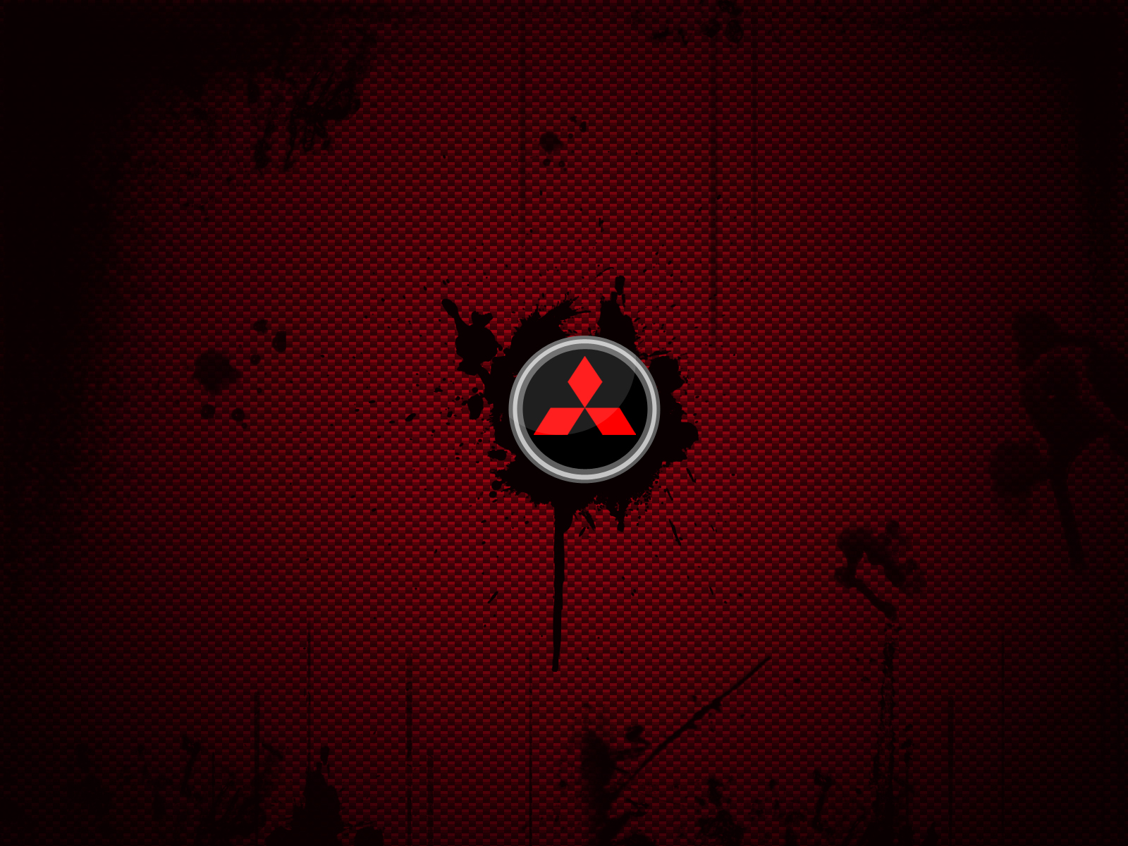 Mitsubishi Logo Wallpaper