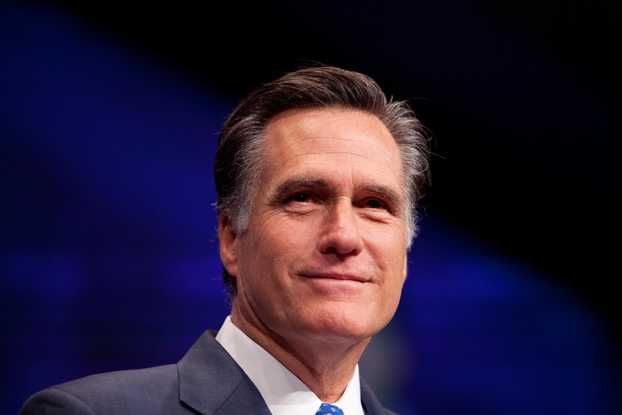 ... Of 7 Mitt Romney Mittromney Mitt Romney Mittromney The Presumptive ...