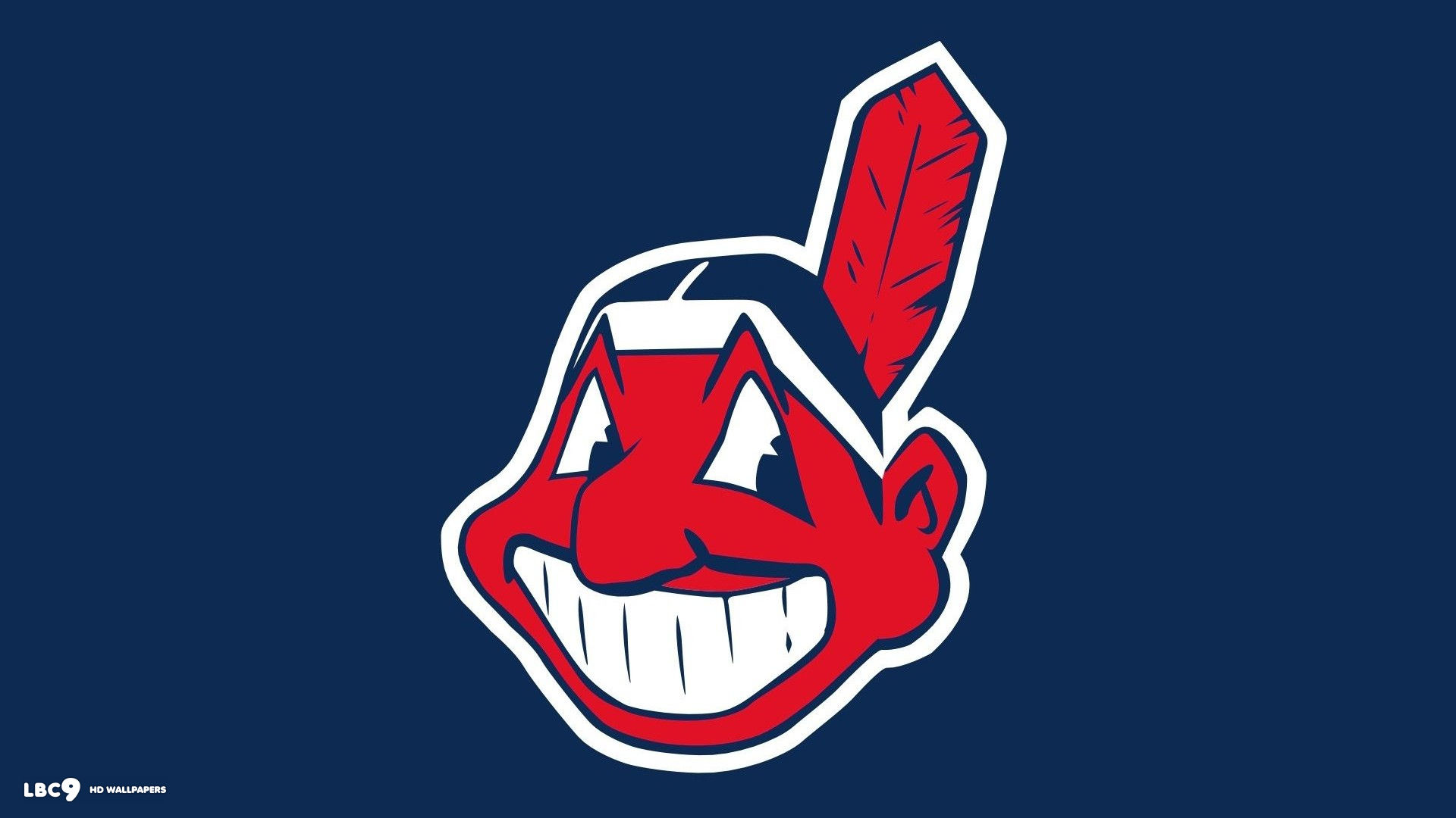 cleveland indians chief wahoo wallpaper