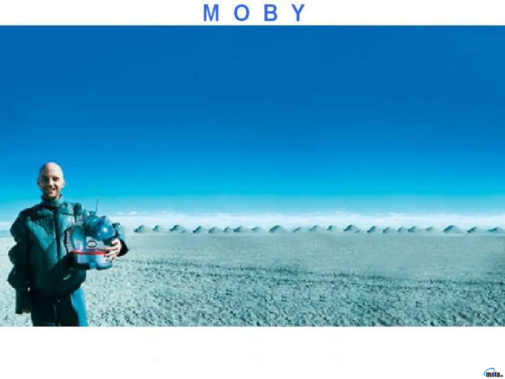 Desktop wallpapers Moby.
