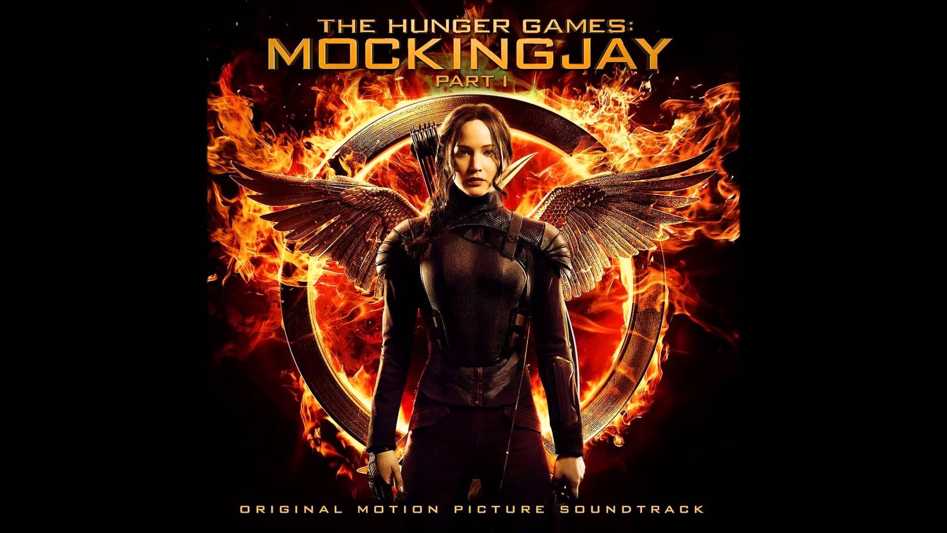 Lorde - Ladder Song (The Hunger Games: Mockingjay part 1) AUDIO HD